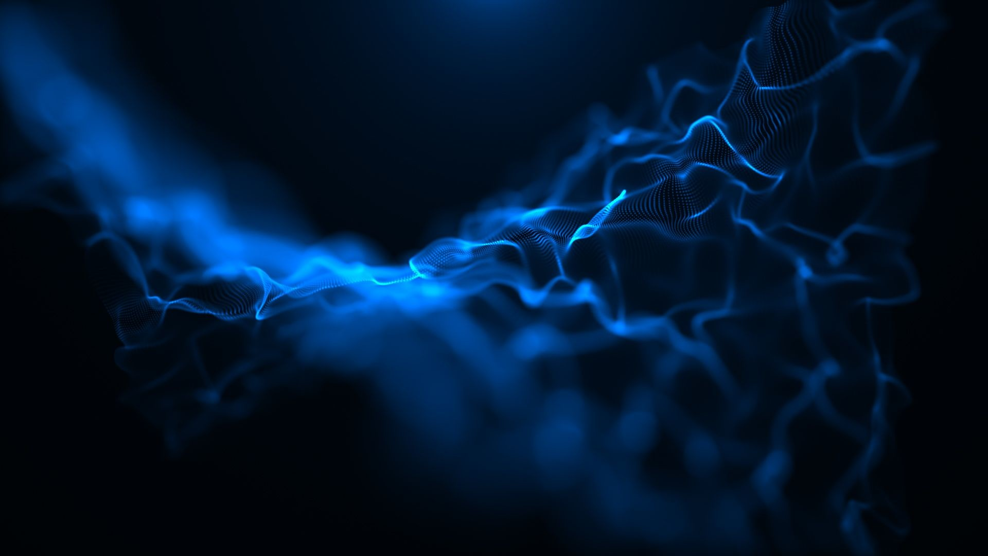 1920x1080 Abstract: Blue Form, desktop wallpaper nr. 62180 by emil1213