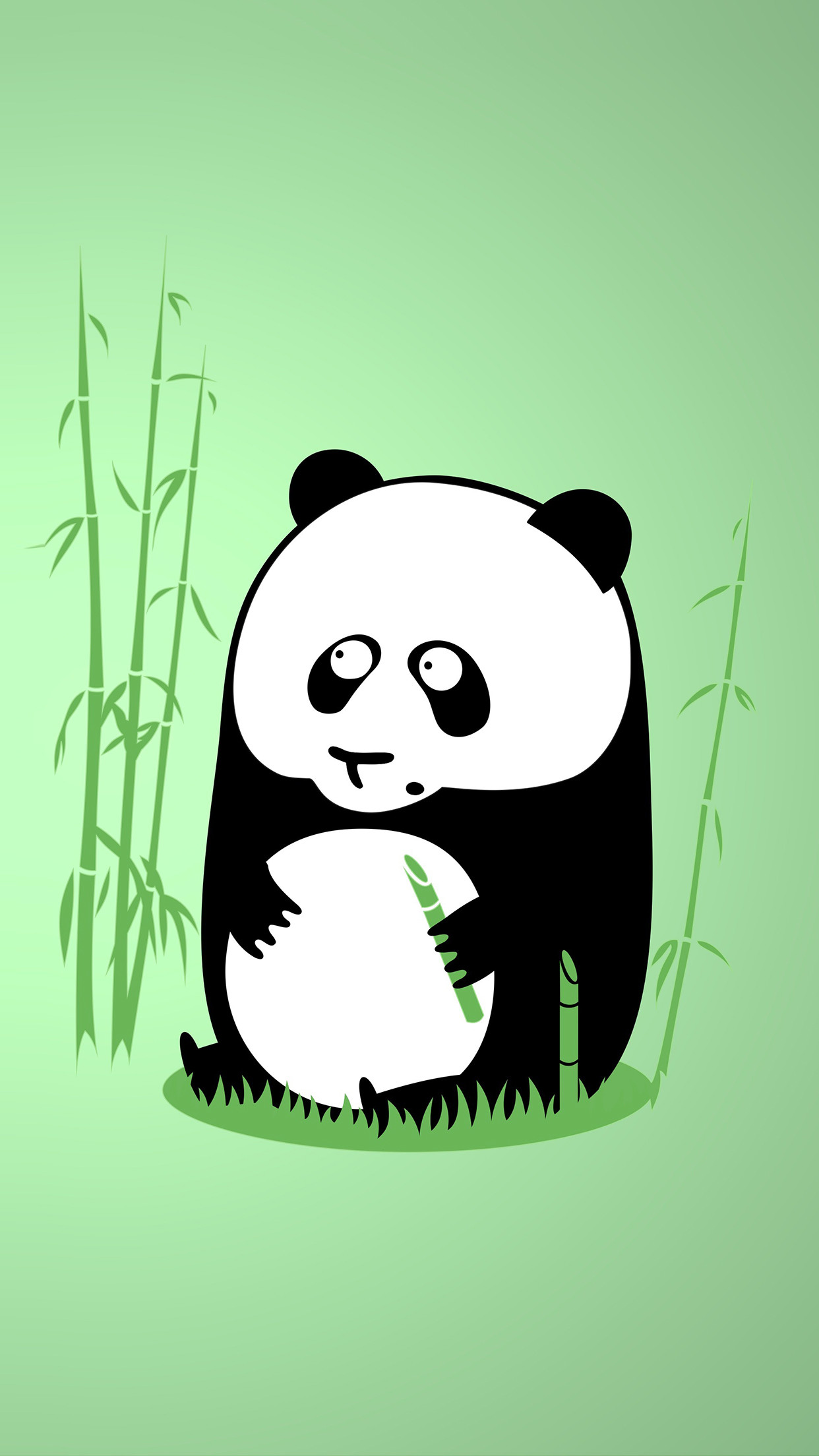 1242x2208 Panda-art-3Wallpapers-iPhone-Parallax