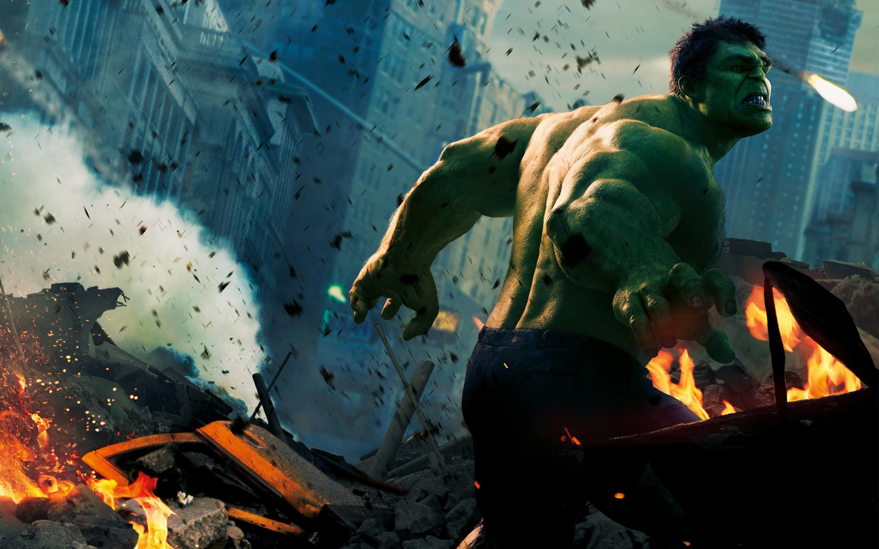 3000x1875 Hulk in 2012 Avengers Wallpapers | HD Wallpapers
