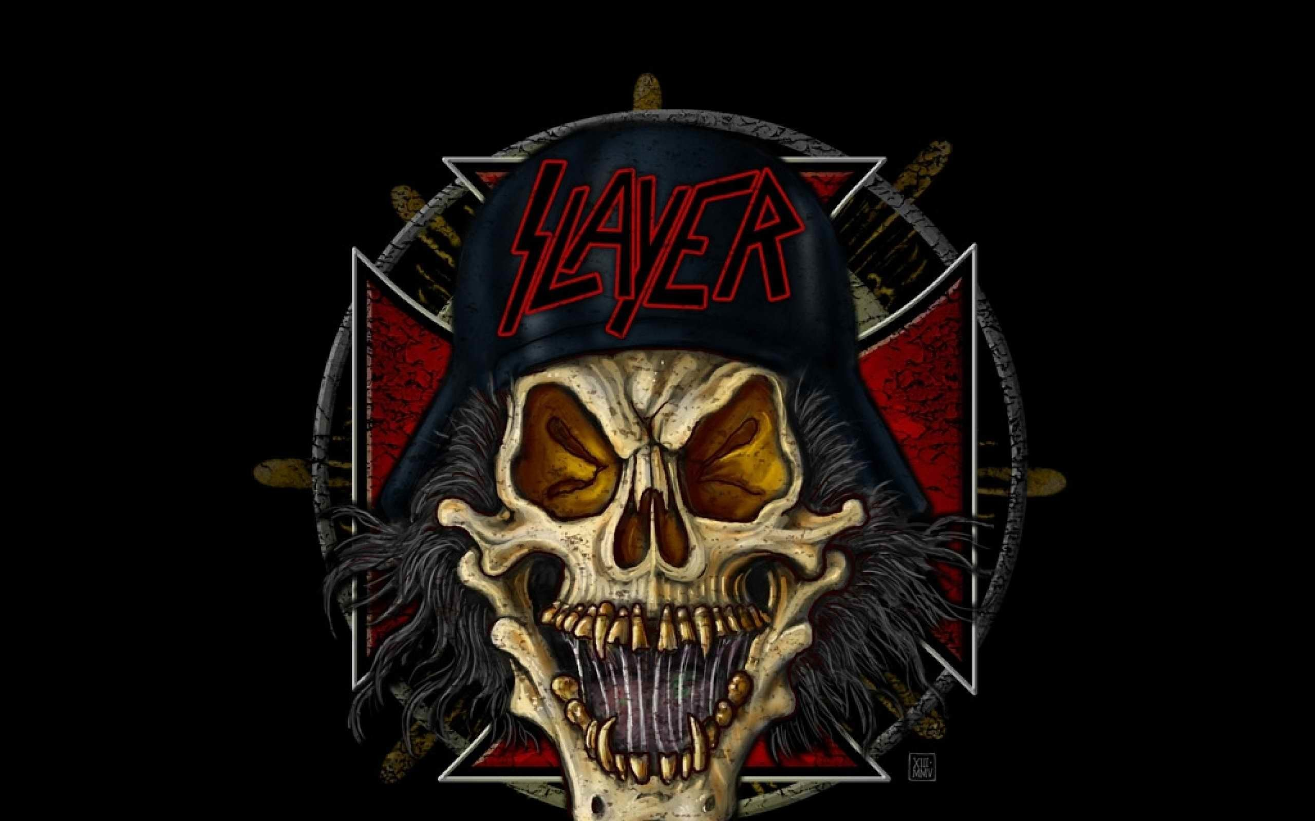 2560x1600  Wallpapers For > Slayer Band Wallpaper