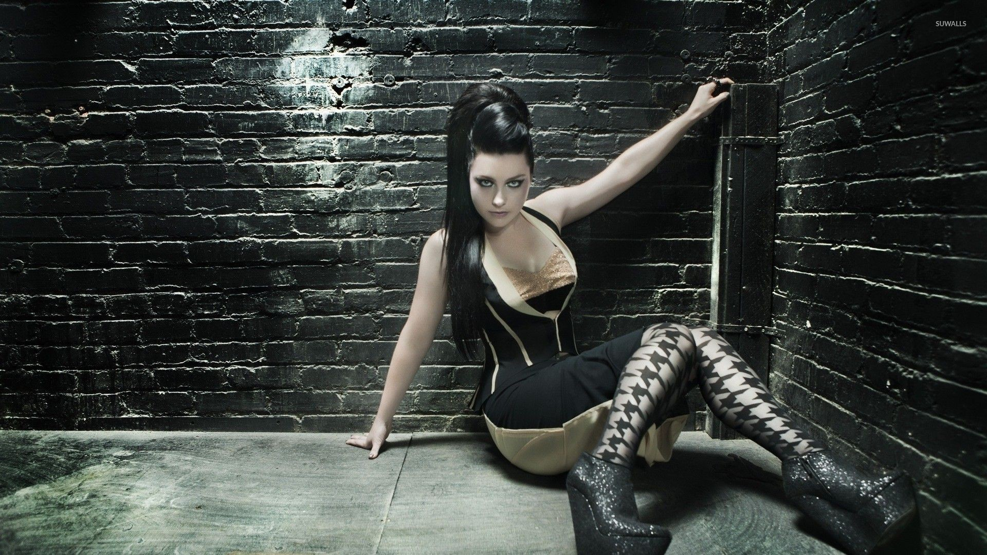1920x1080 Amy Lee [7] wallpaper
