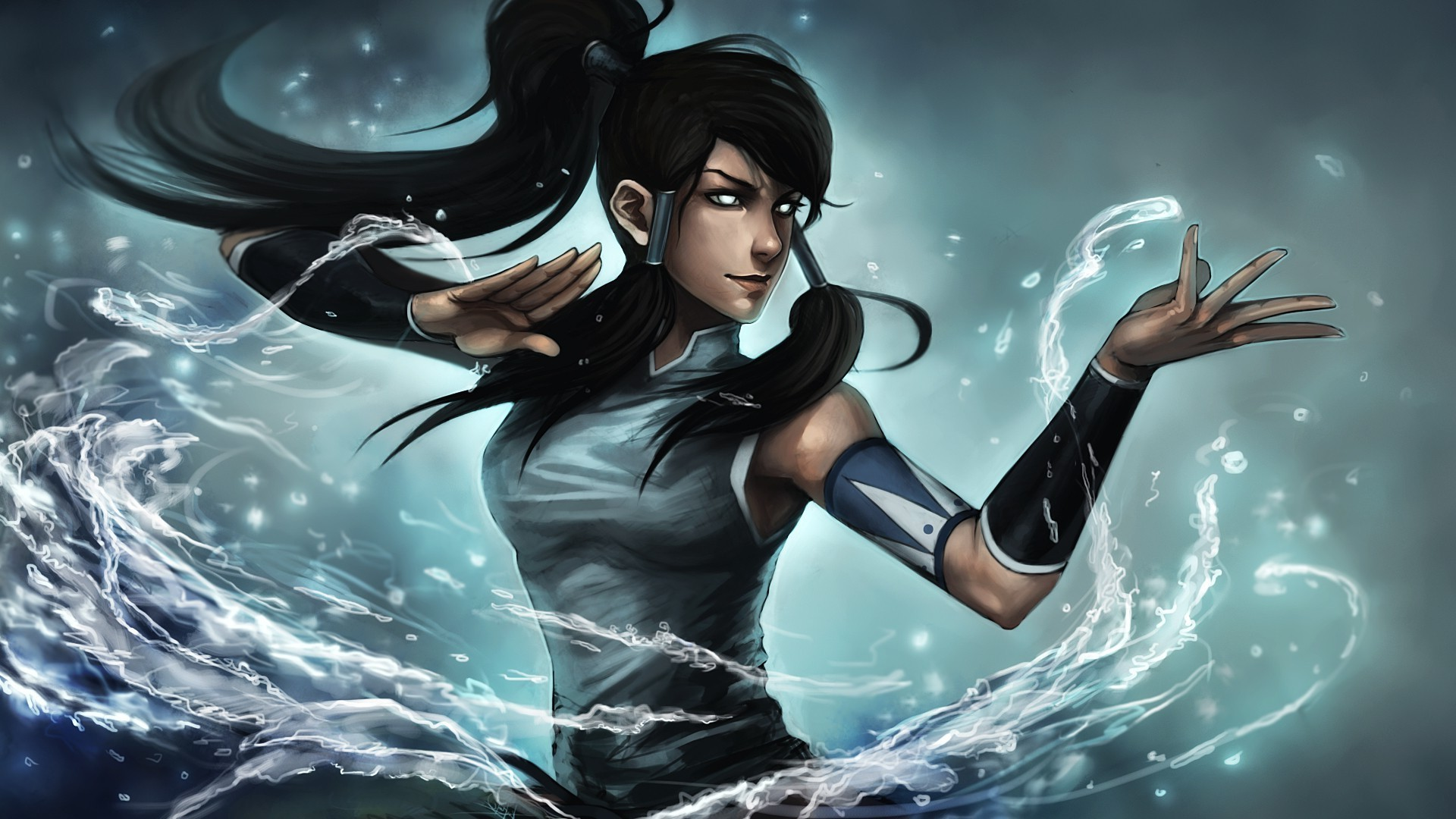 1920x1080 Avatar, Water, Korra, The Legend Of Korra Wallpapers HD / Desktop and  Mobile Backgrounds