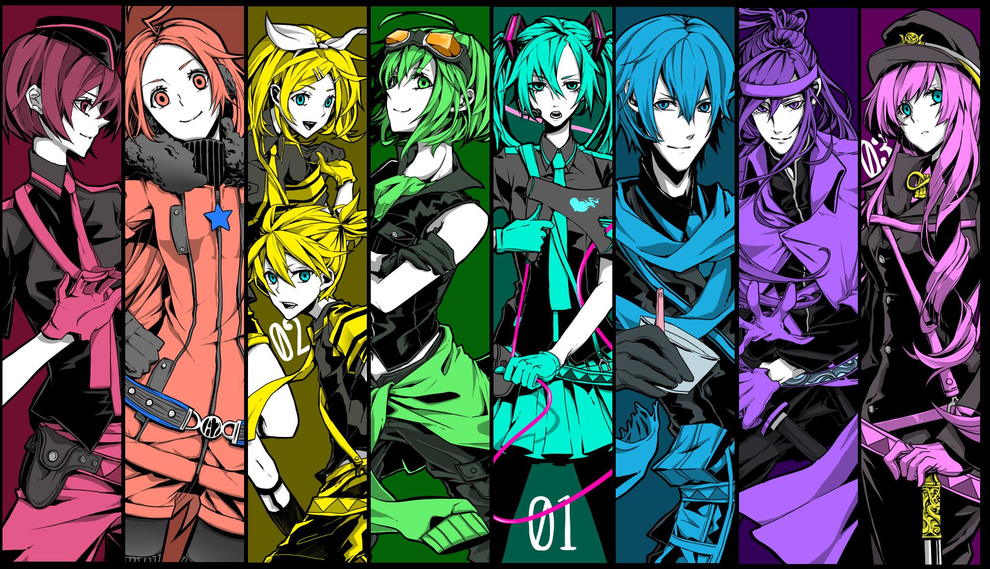 Vocaloid Wallpaper Pack (61+ images)