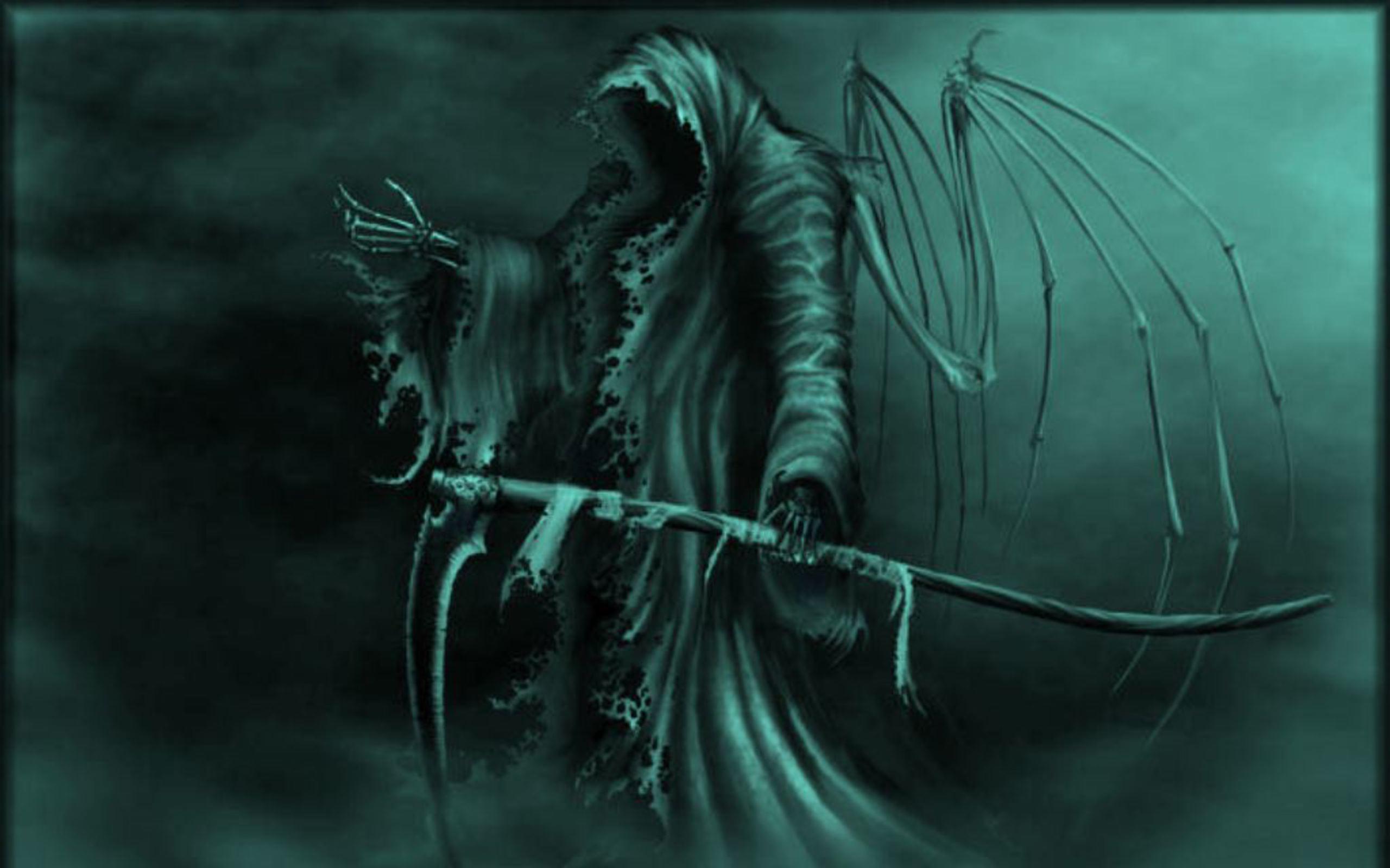 The Grim Reaper Wallpaper 62 Images