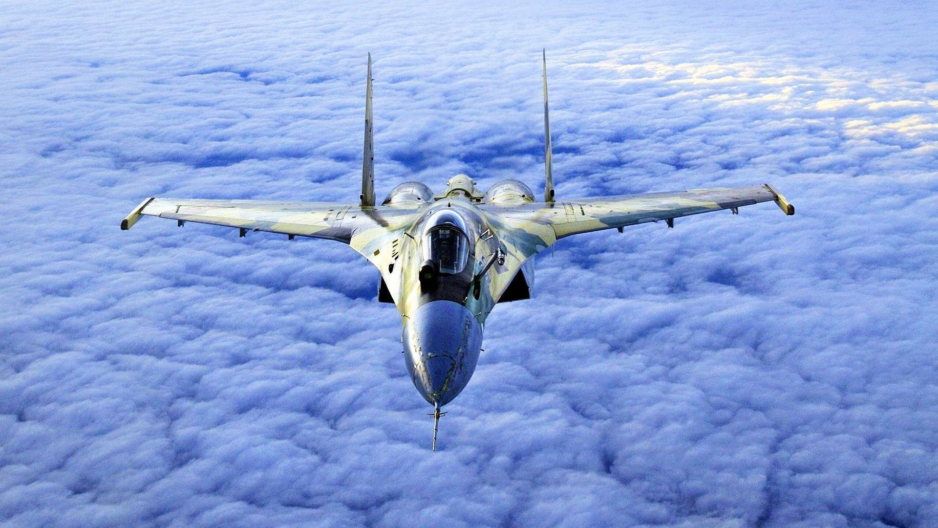 1920x1080 Sukhoi Su 35BM Fighter Jet HD Wallpapers | HD Wallpapers