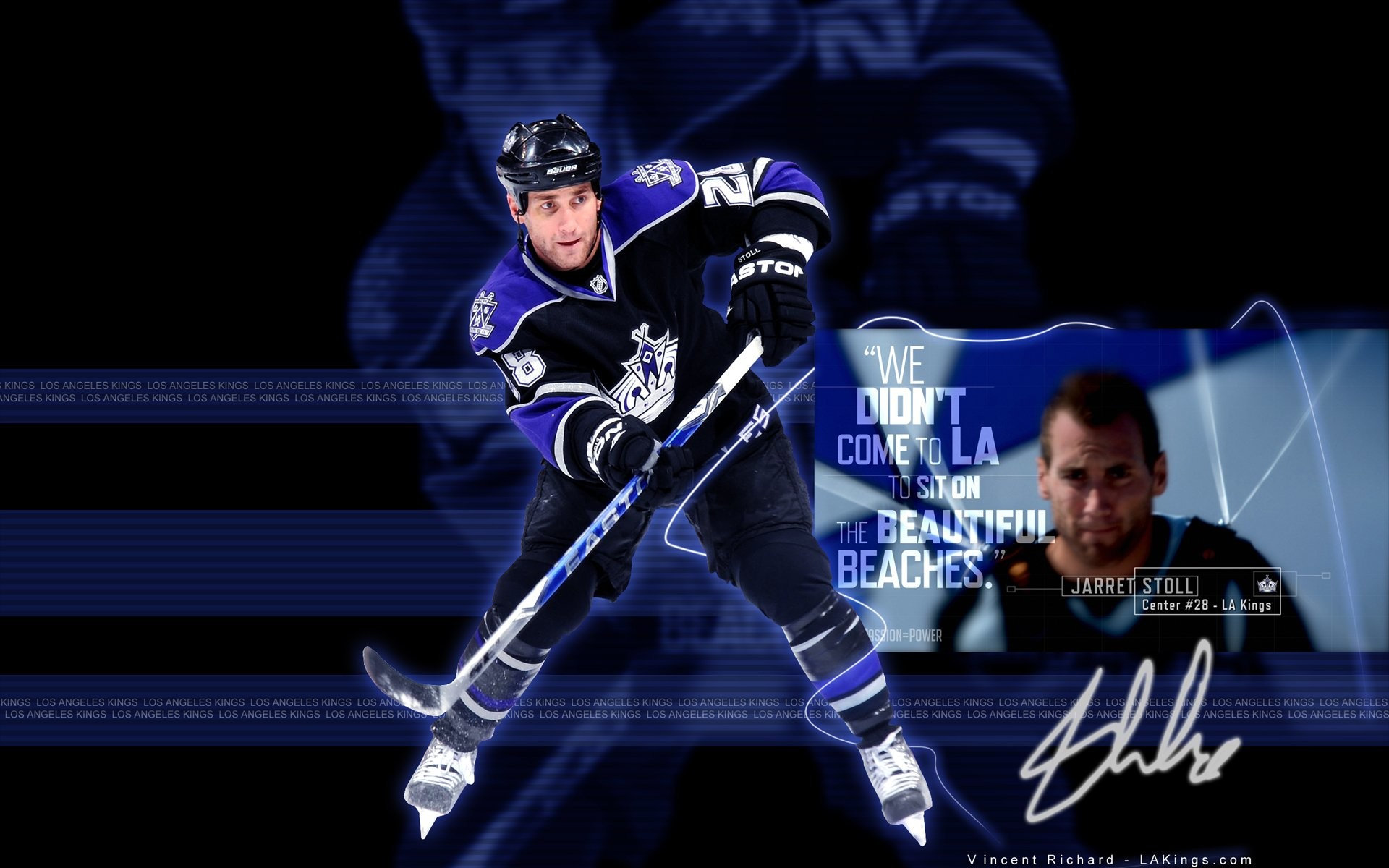 1920x1200 Los Angeles Kings 173809