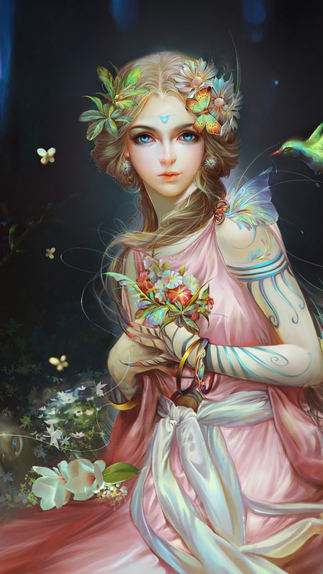 Fantasy Fairy Wallpaper (57+ Images