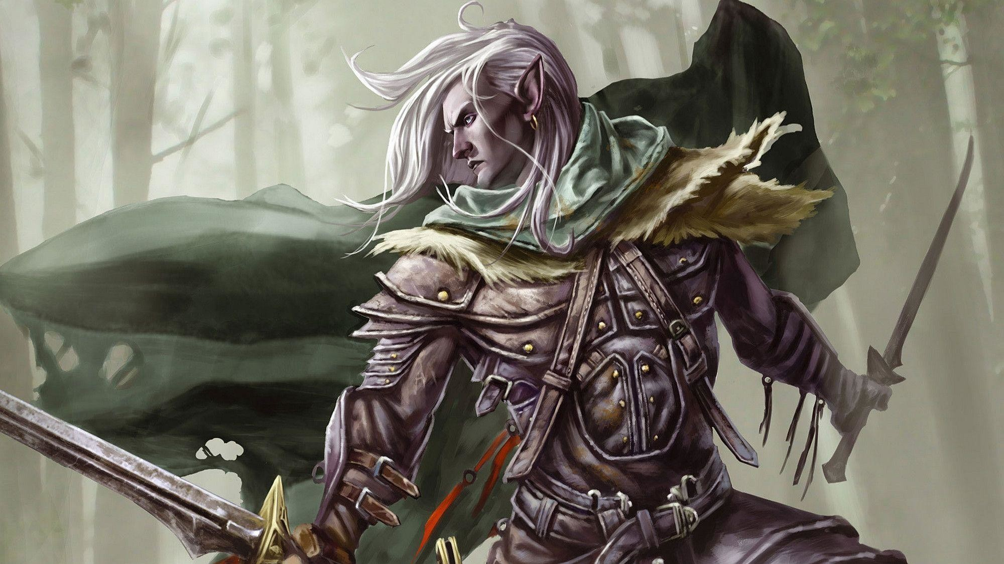 2000x1124 1 The Legend Of Drizzt Wallpapers | The Legend Of Drizzt Backgrounds
