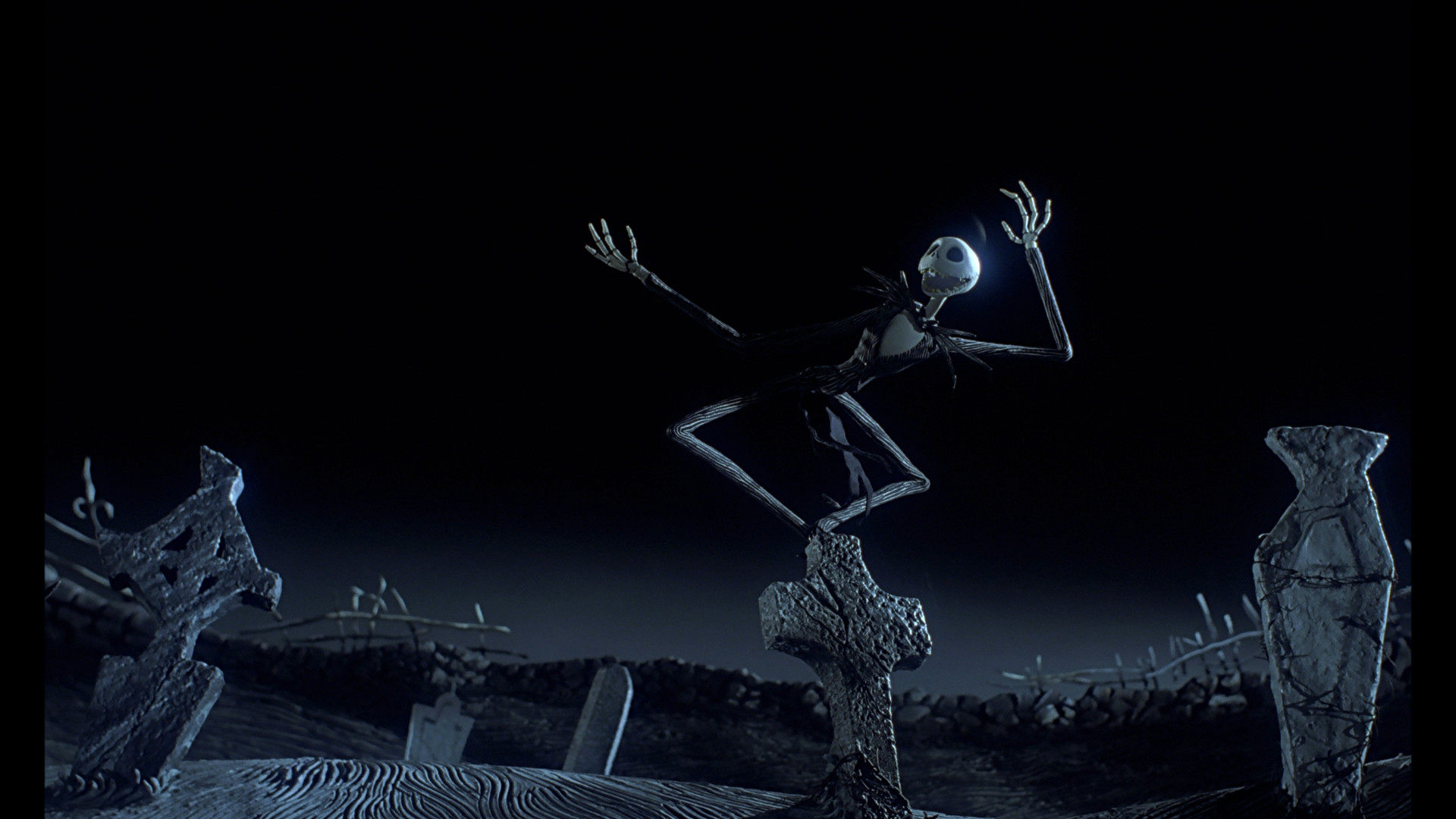 1920x1080 Jack Skellington - The Nightmare Before Christmas wallpaper