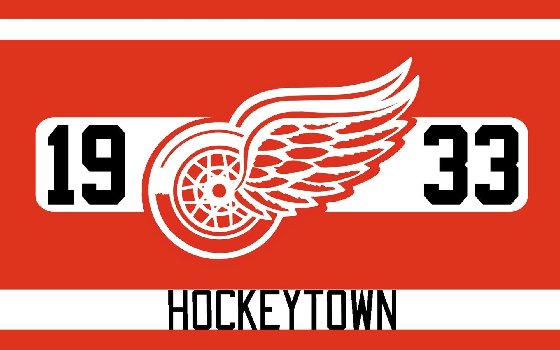 1920x1200 Free Wallpapers - Detroit Red Wings wallpaper