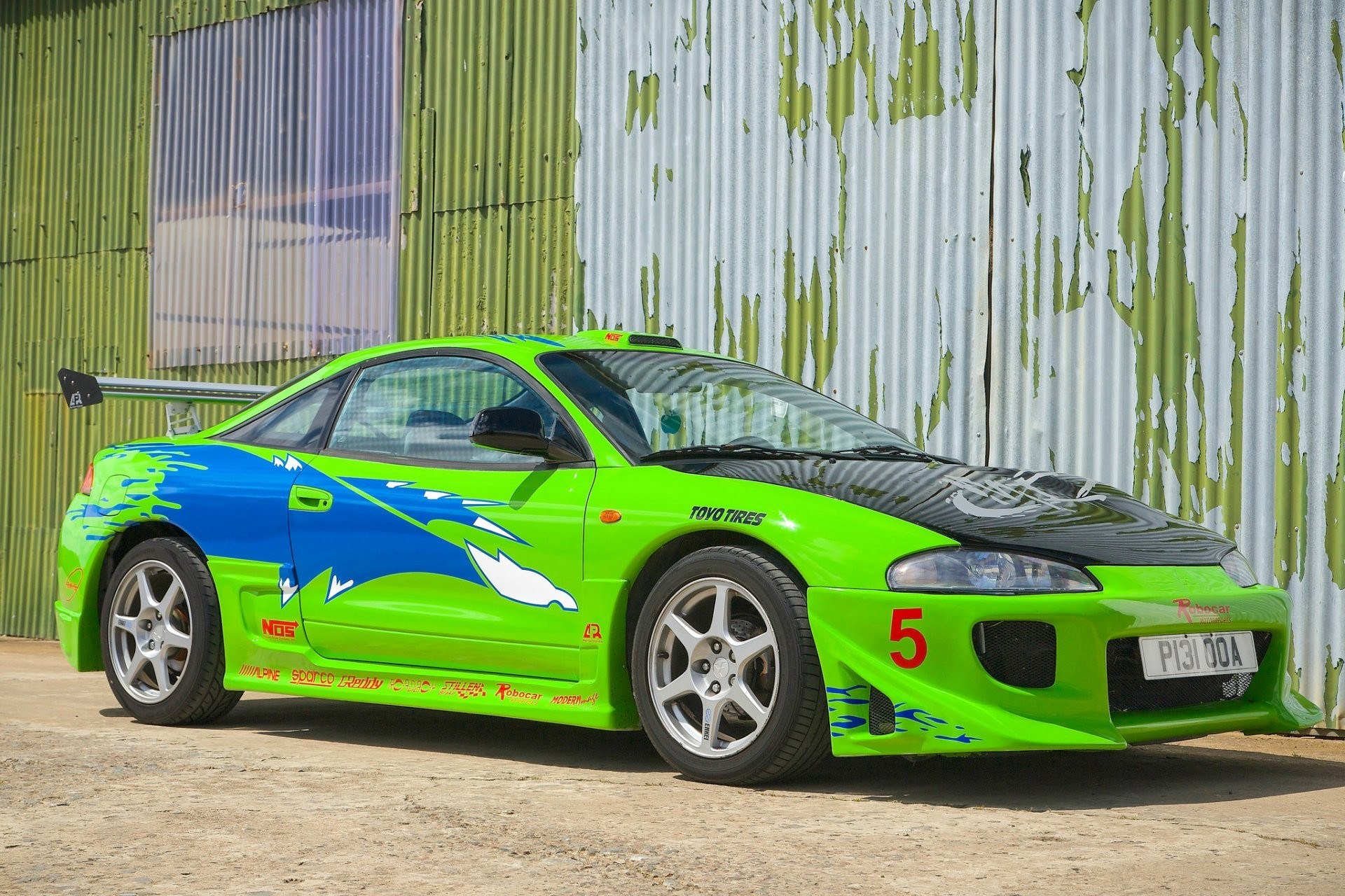 1920x1080 Mitsubishi Eclipse JDM Back Fire Abstract Car 2014