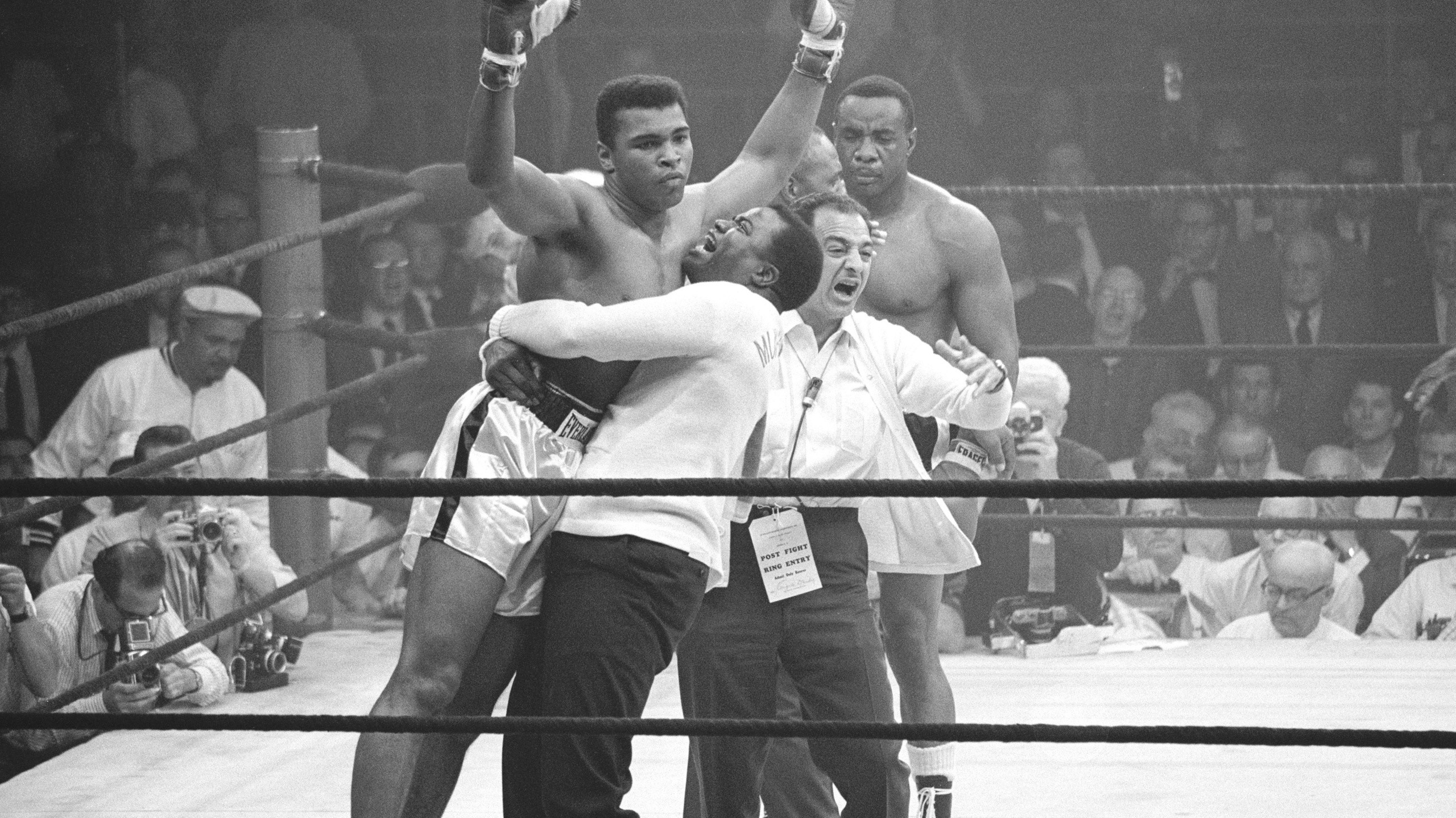 Muhammad Ali Iphone Wallpaper