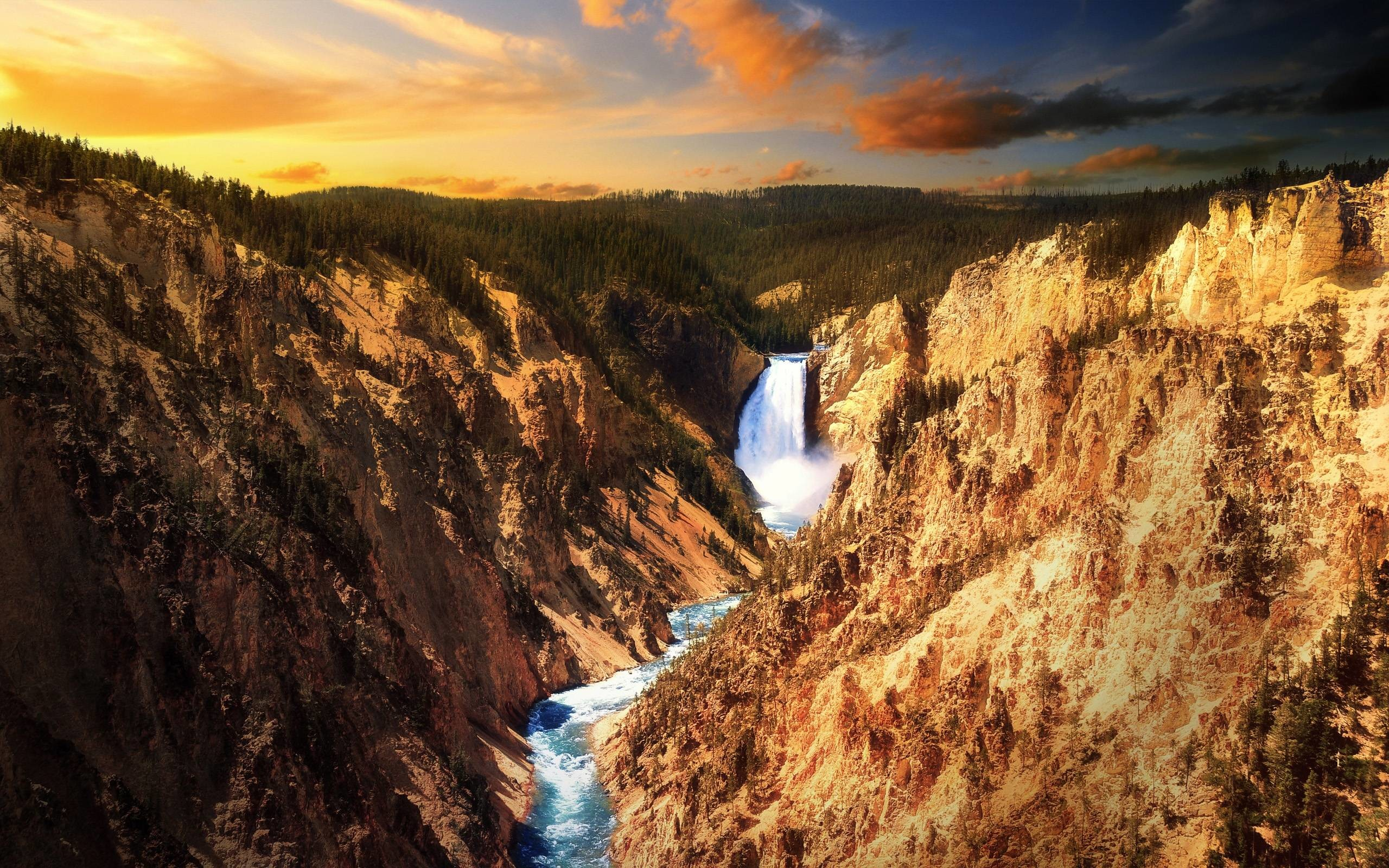 2560x1600 Yellowstone Wallpapers - Full HD wallpaper search