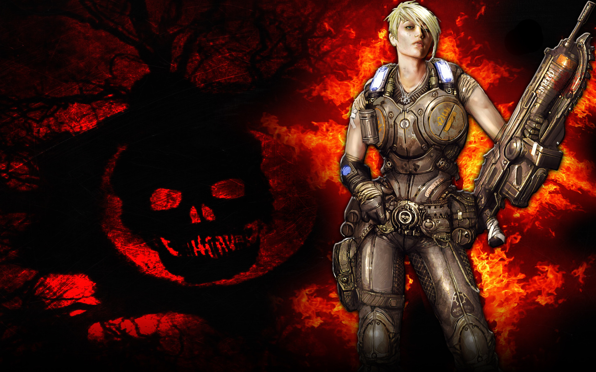 1920x1200 Gears of War 3 Wallpaper 25 - 1920 X 1200