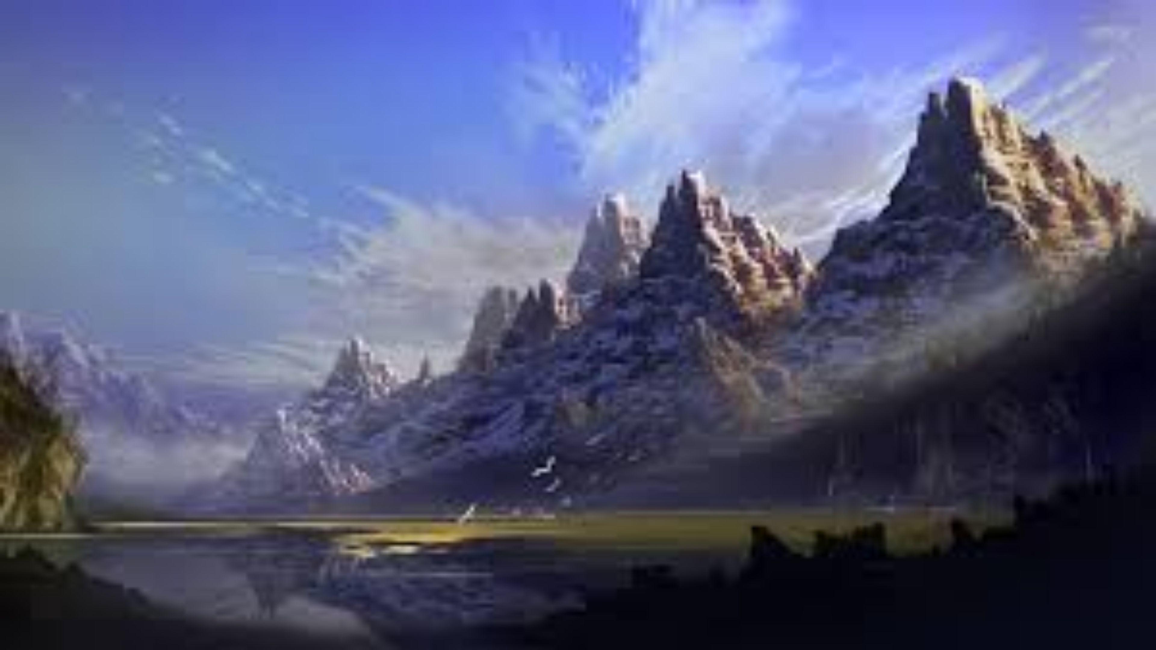 4k Mountain Wallpaper 37 Images