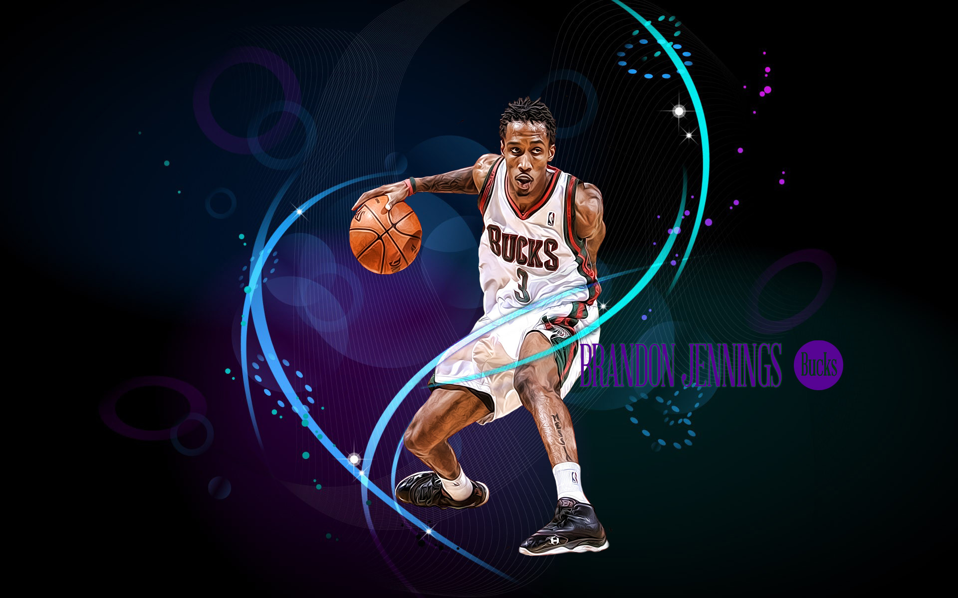 1920x1200 Milwaukee.Bucks.Wallpaper by 31ANDONLY