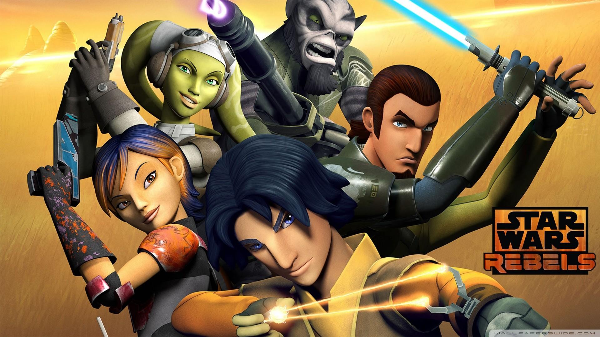 Star Wars Rebels Ende