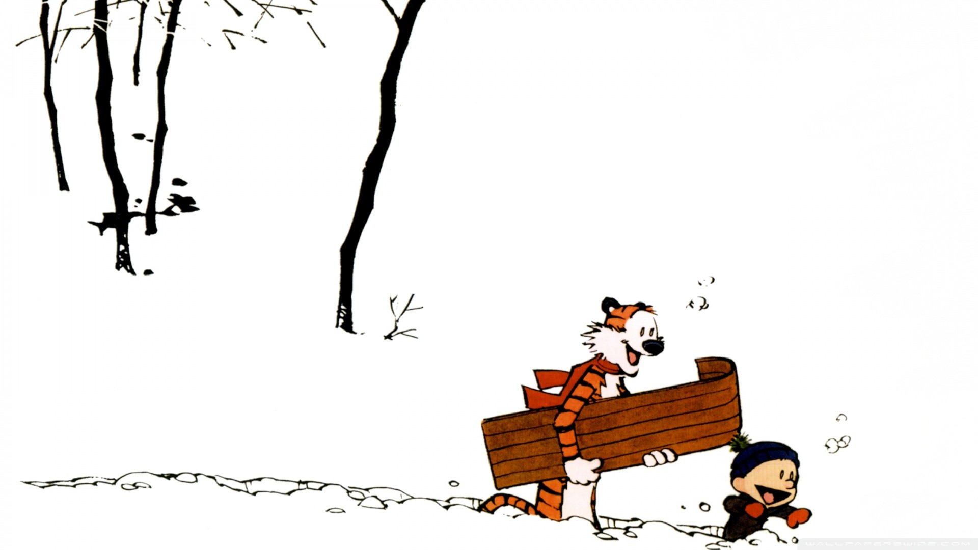 Calvin And Hobbes Wallpaper 1920x1080 72 Images