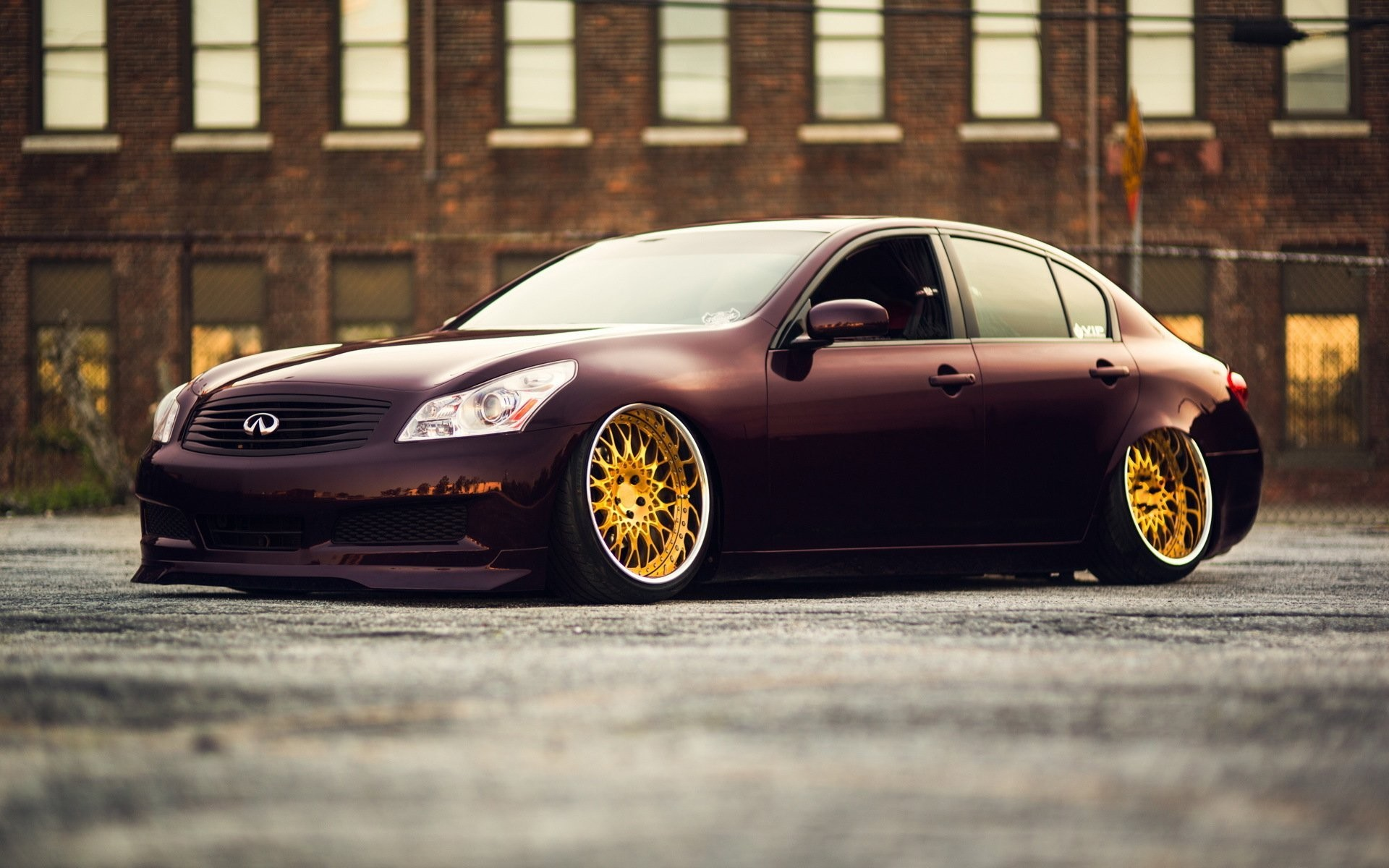 1920x1200 infiniti g35x infinity tuning stance car canibeat car