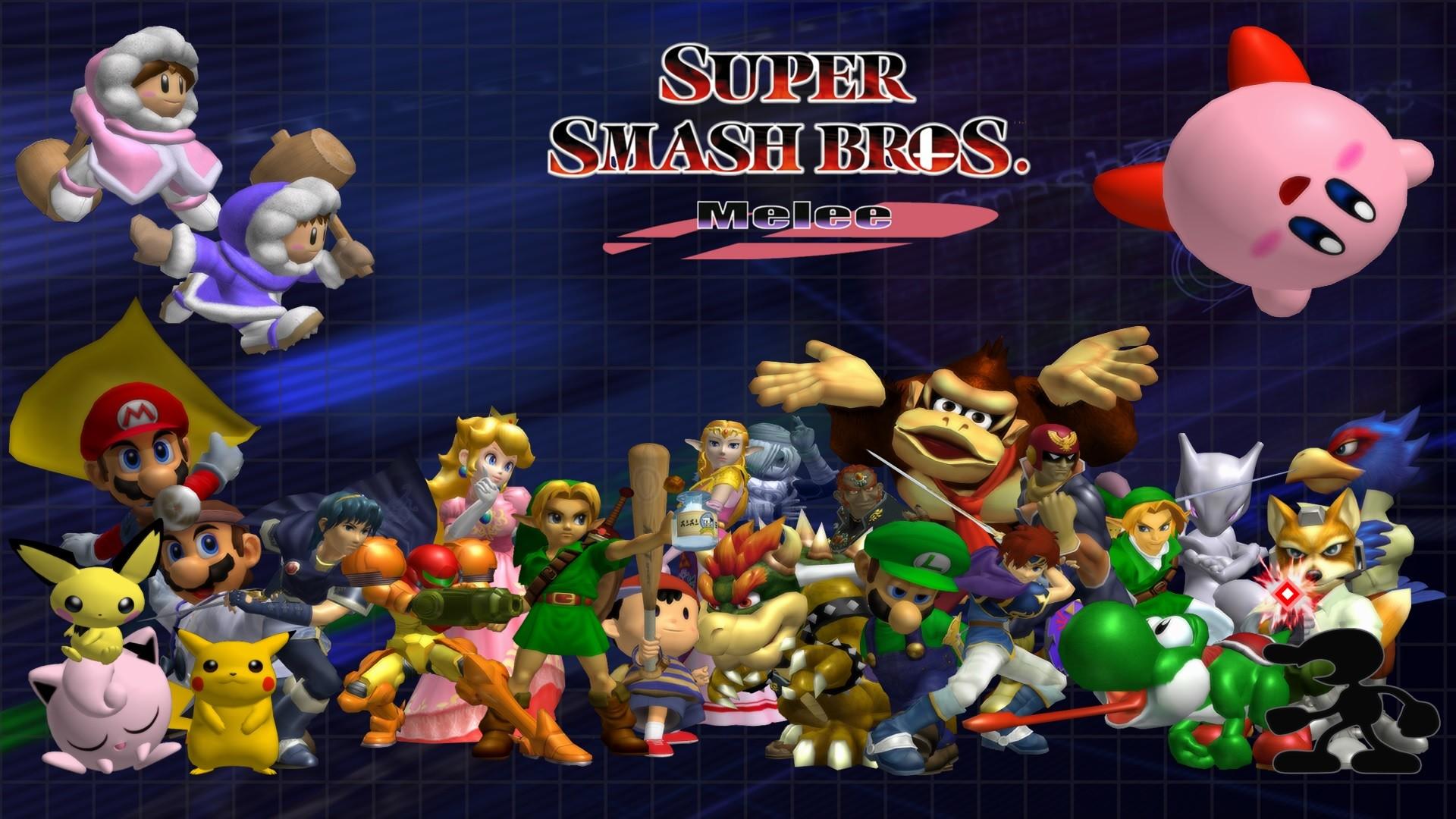 Super Smash Bros Melee Wallpaper 73 Images