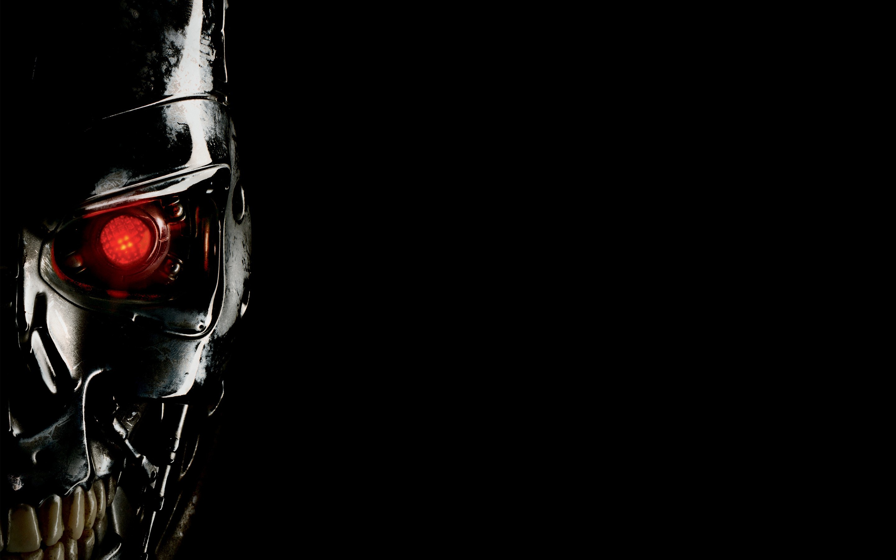 2880x1800 Terminator Genisys T 800 (1440P Resolution)