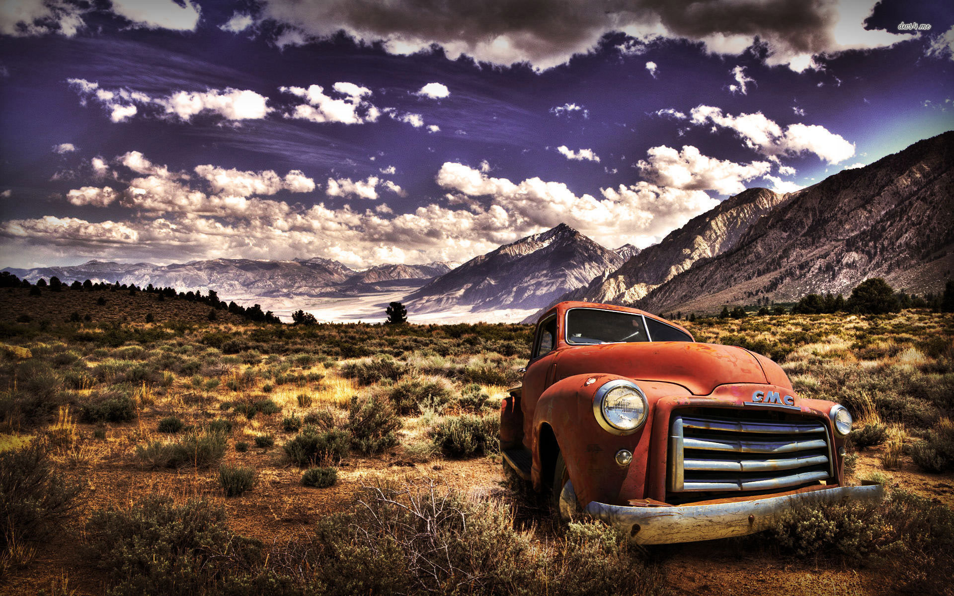 Old Chevy Truck Wallpapers 44 Images