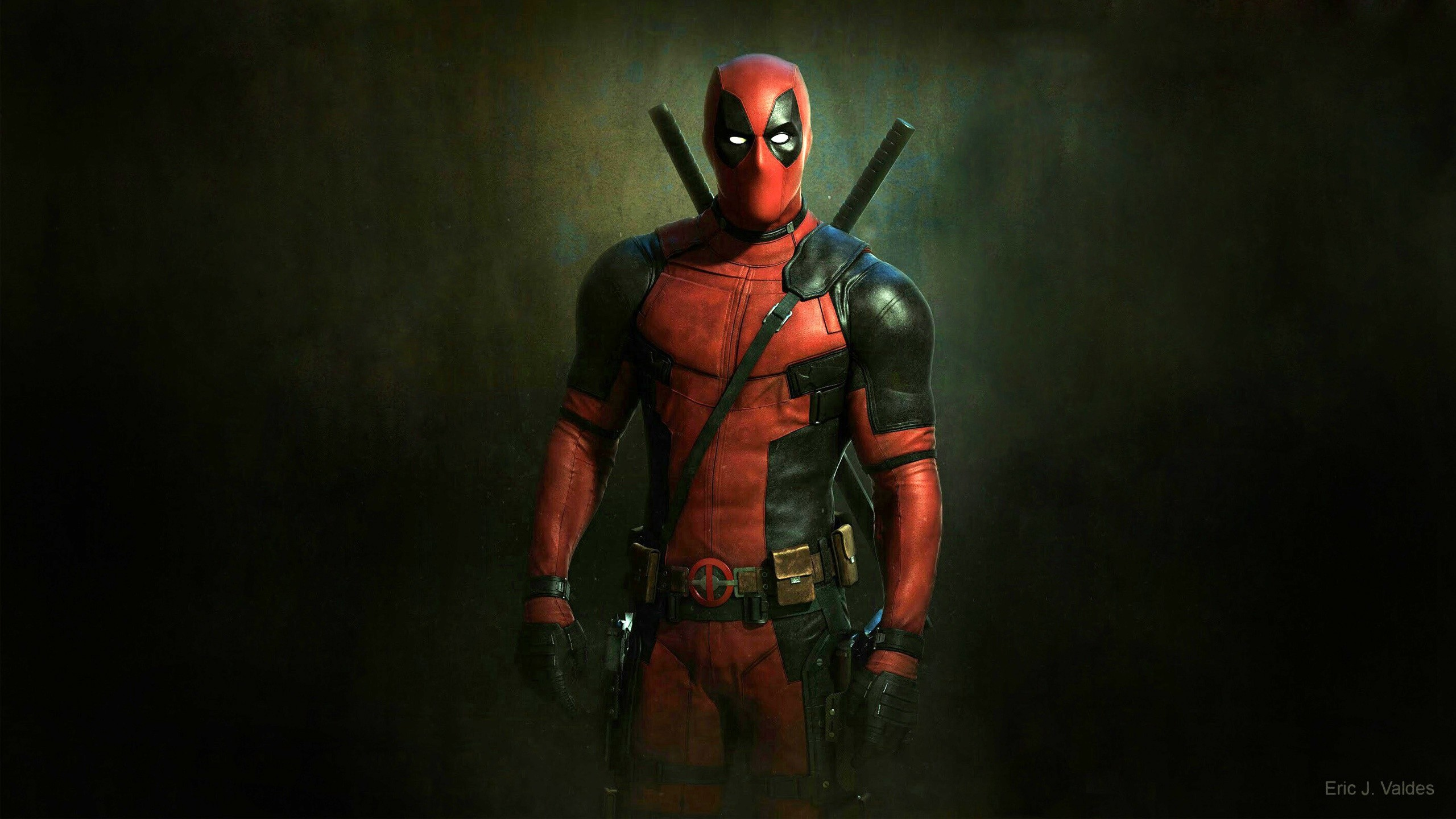 2560x1440 Comics - Deadpool Wallpaper