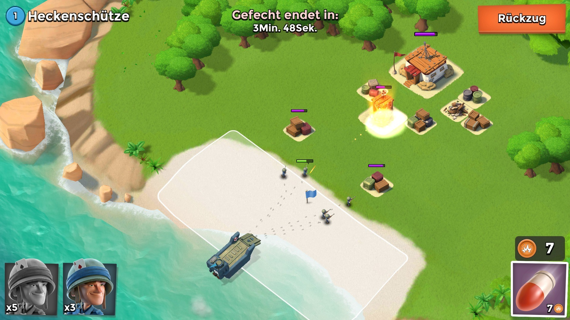 1920x1080 reg warrior rush strategy no smoke boom beach