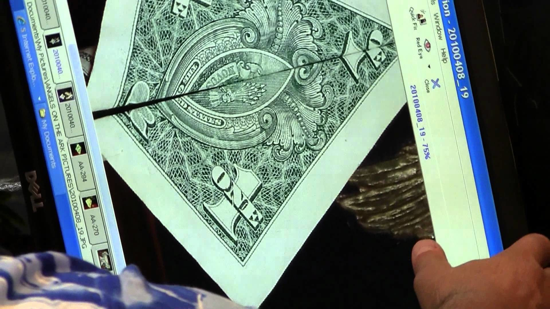 1920x1080 SACRED GEOMETRY & A 300 MILLION YEAR OLD VAMPIRE SQUID ON $1BILL  20110710161402