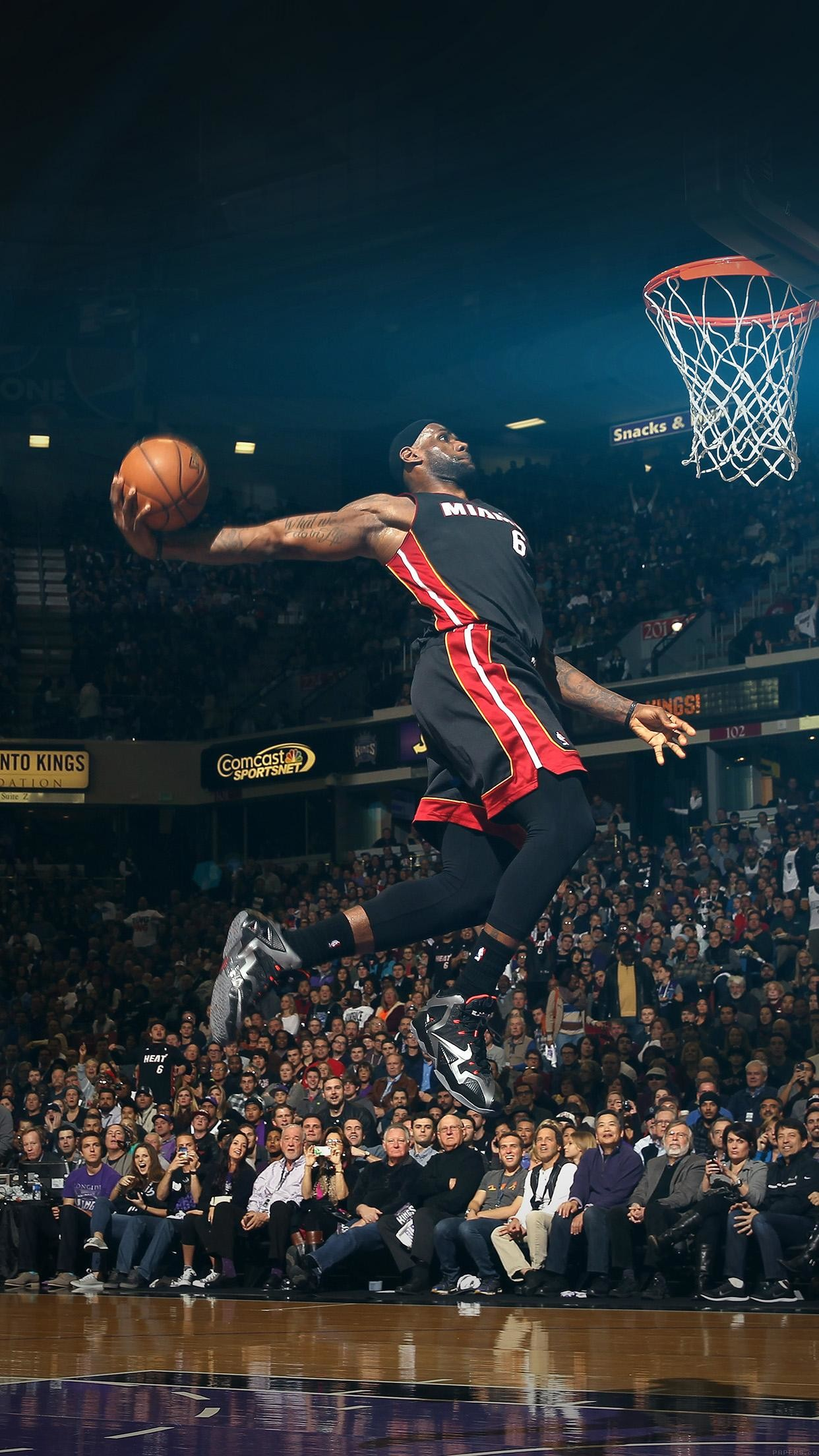 Cool Nba Wallpapers For Iphone 65 Images
