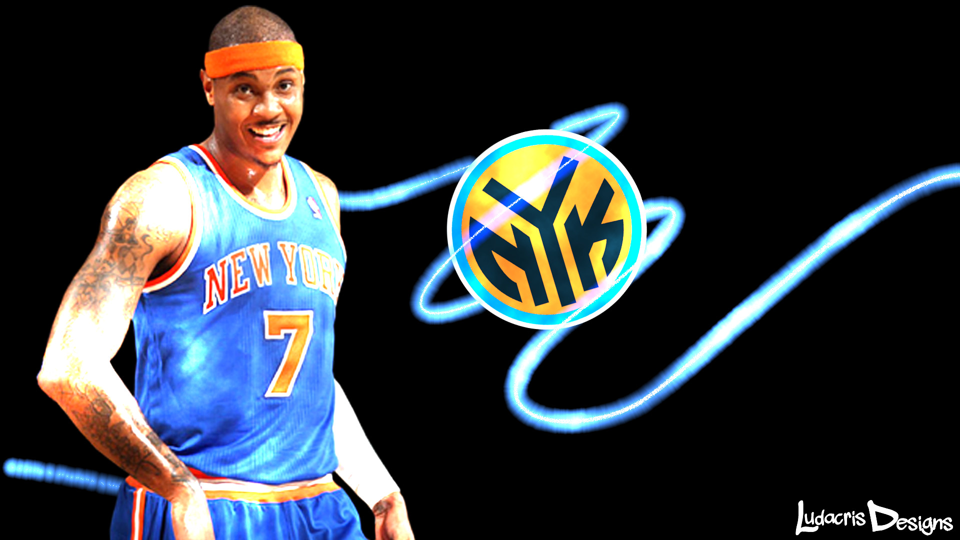 1920x1080 Carmelo Anthony Wallpapers Free Download.