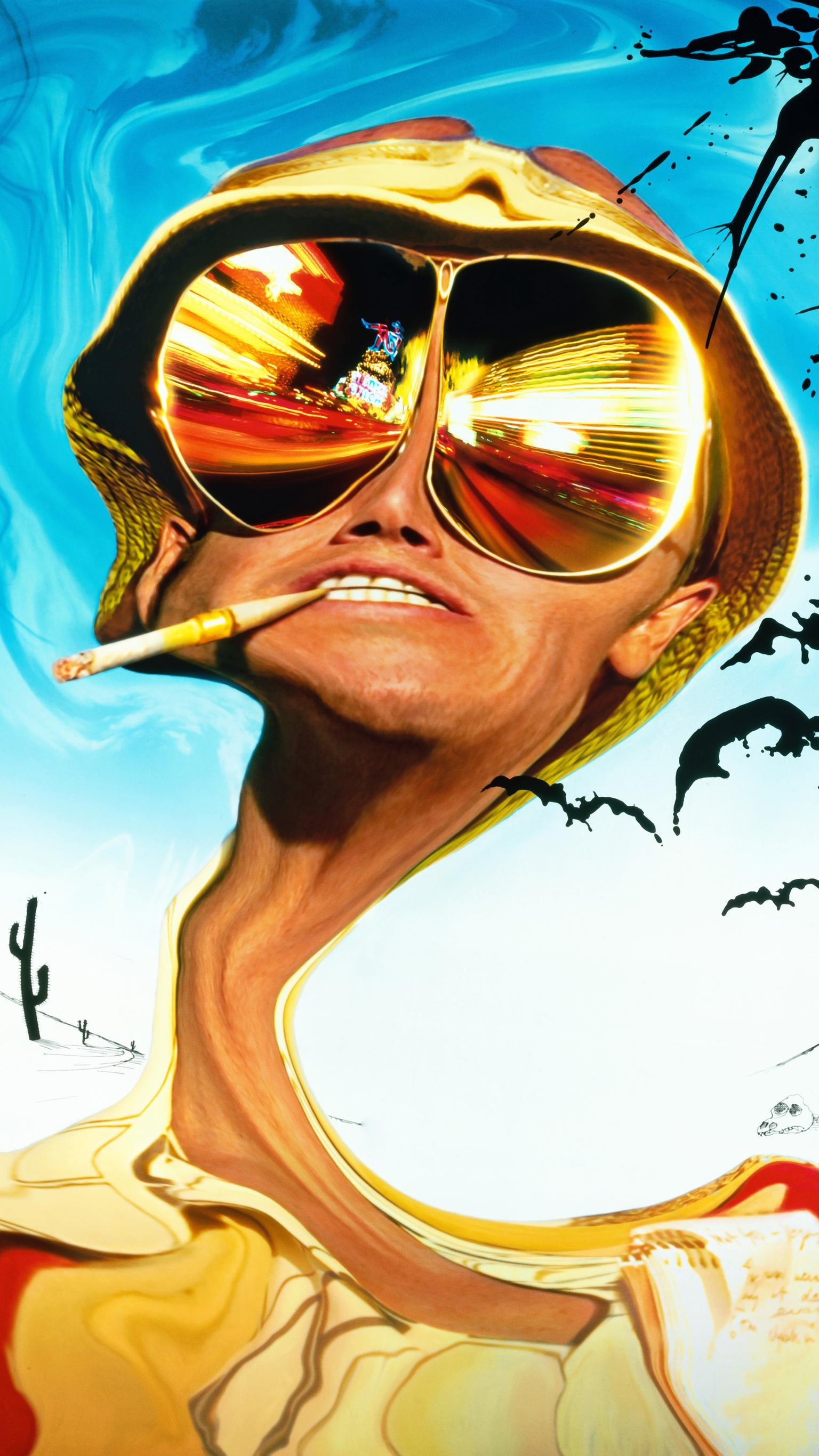 Fear And Loathing Wallpaper 73 Images