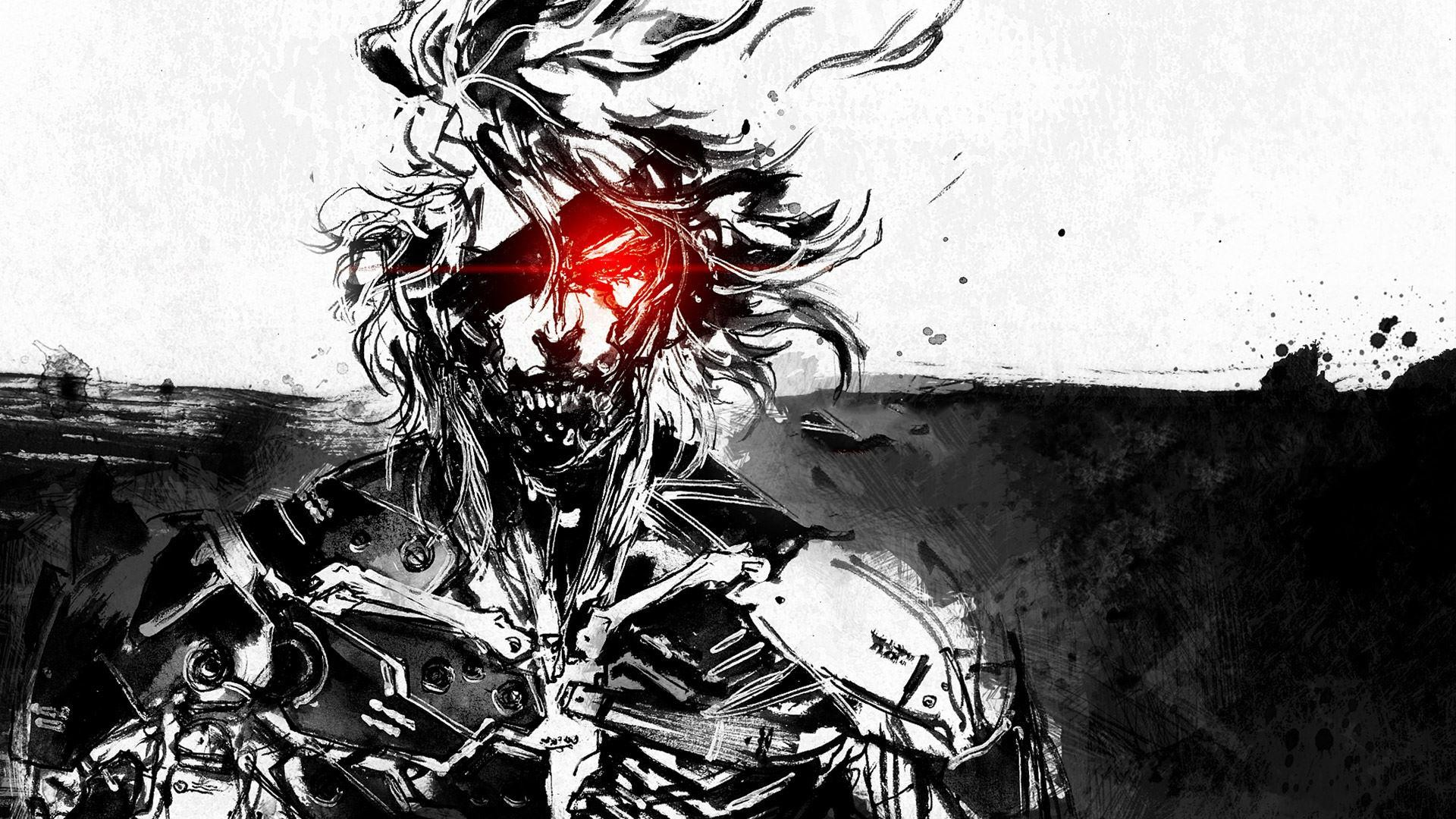 Metal gear solid rising wallpapers 77 images - Metal gear solid desktop wallpaper ...