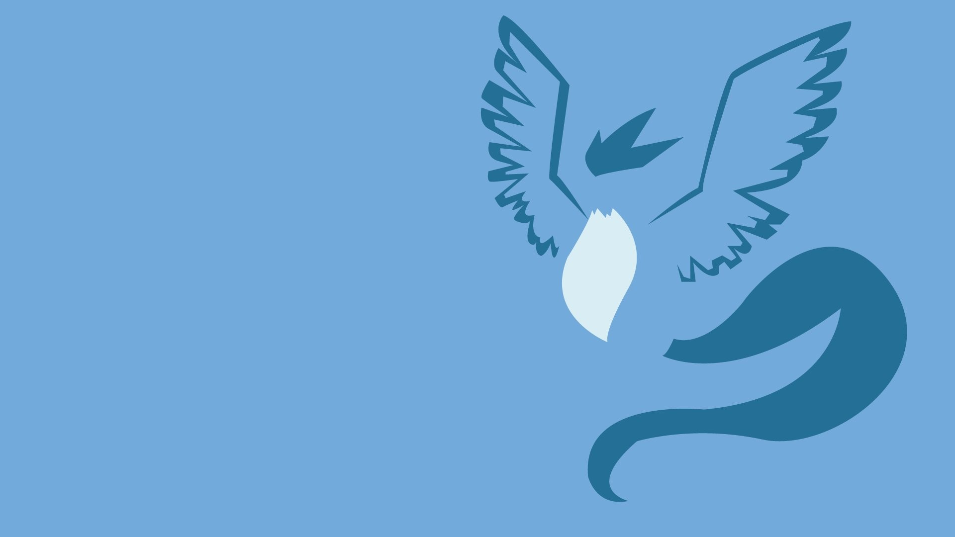 1920x1080 Anime - Pokémon Articuno (Pokémon) Legendary Pokémon Wallpaper