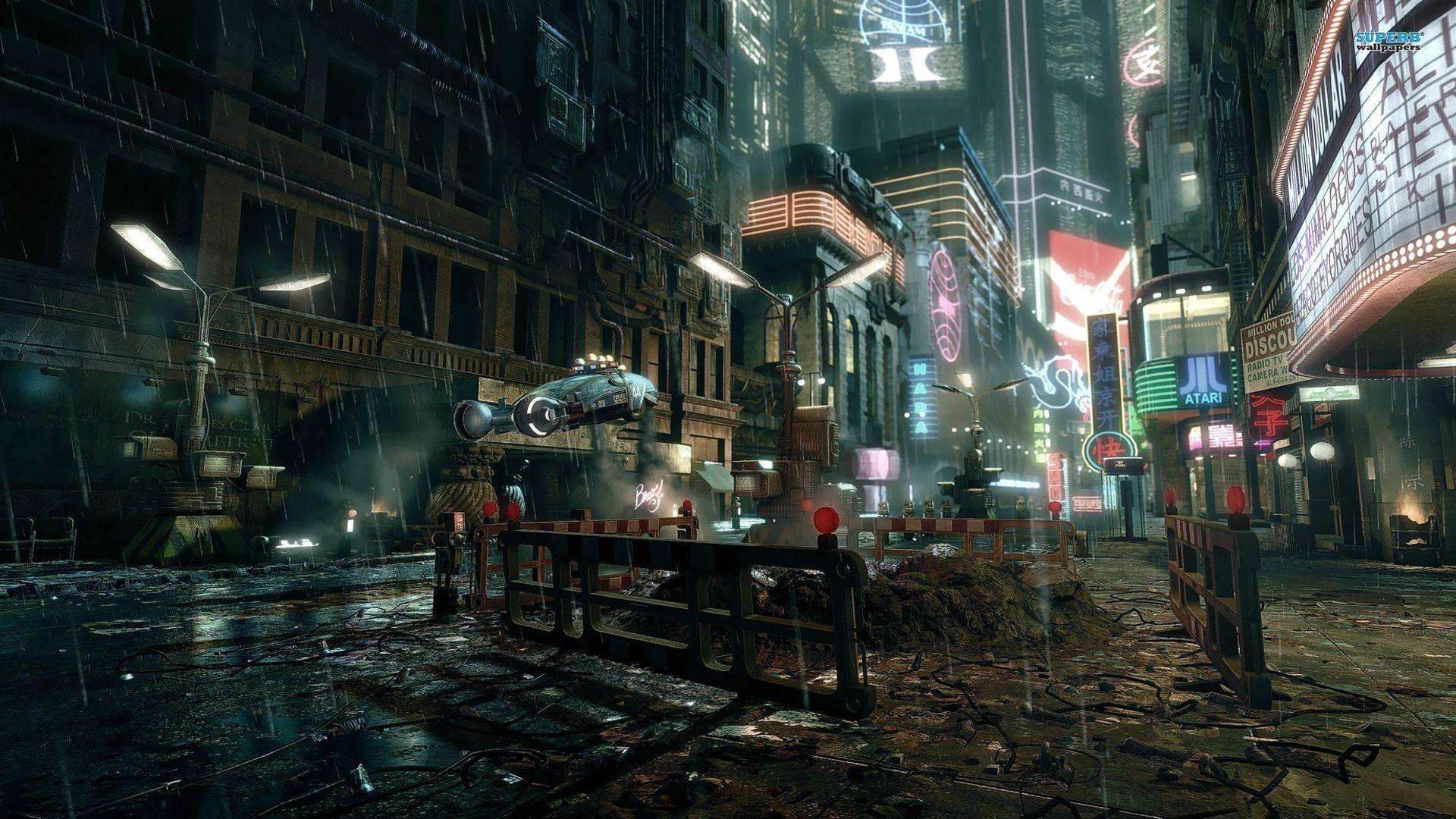 blade runner wallpaper  Blade Runner Wallpaper (71  images)