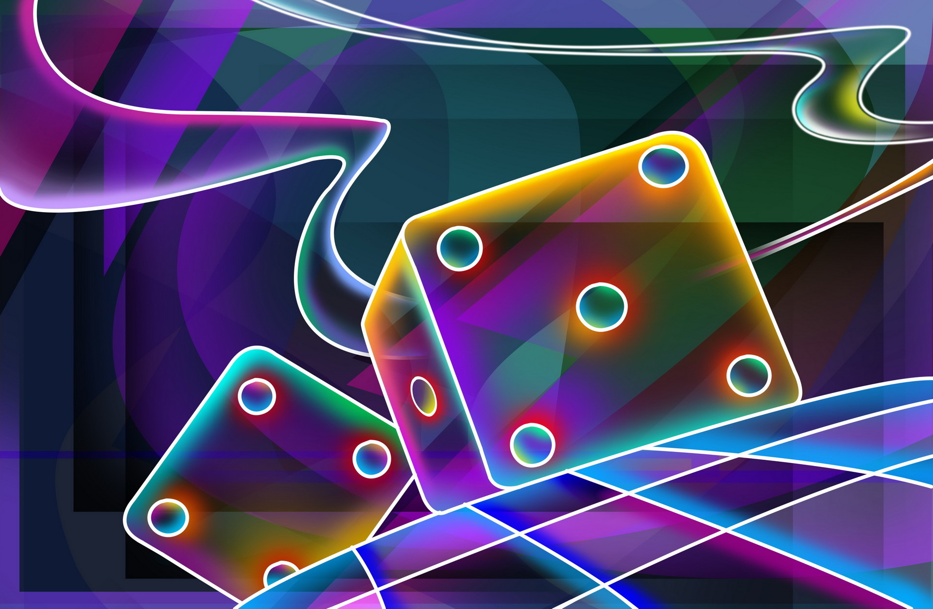 Cool Neon Wallpaper (54+ images)