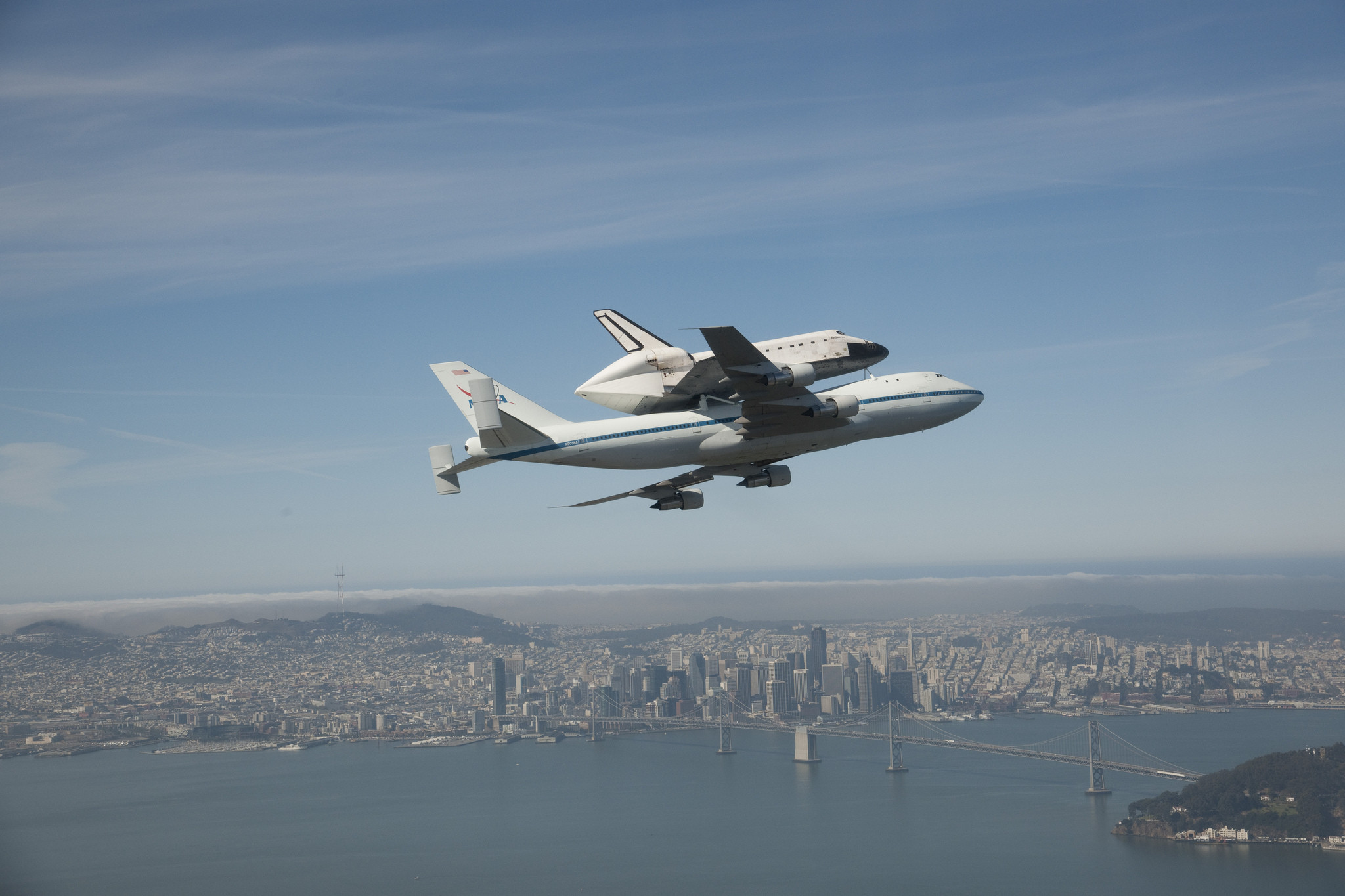 2048x1365 ... Space Shuttle Endeavour HD Wallpaper