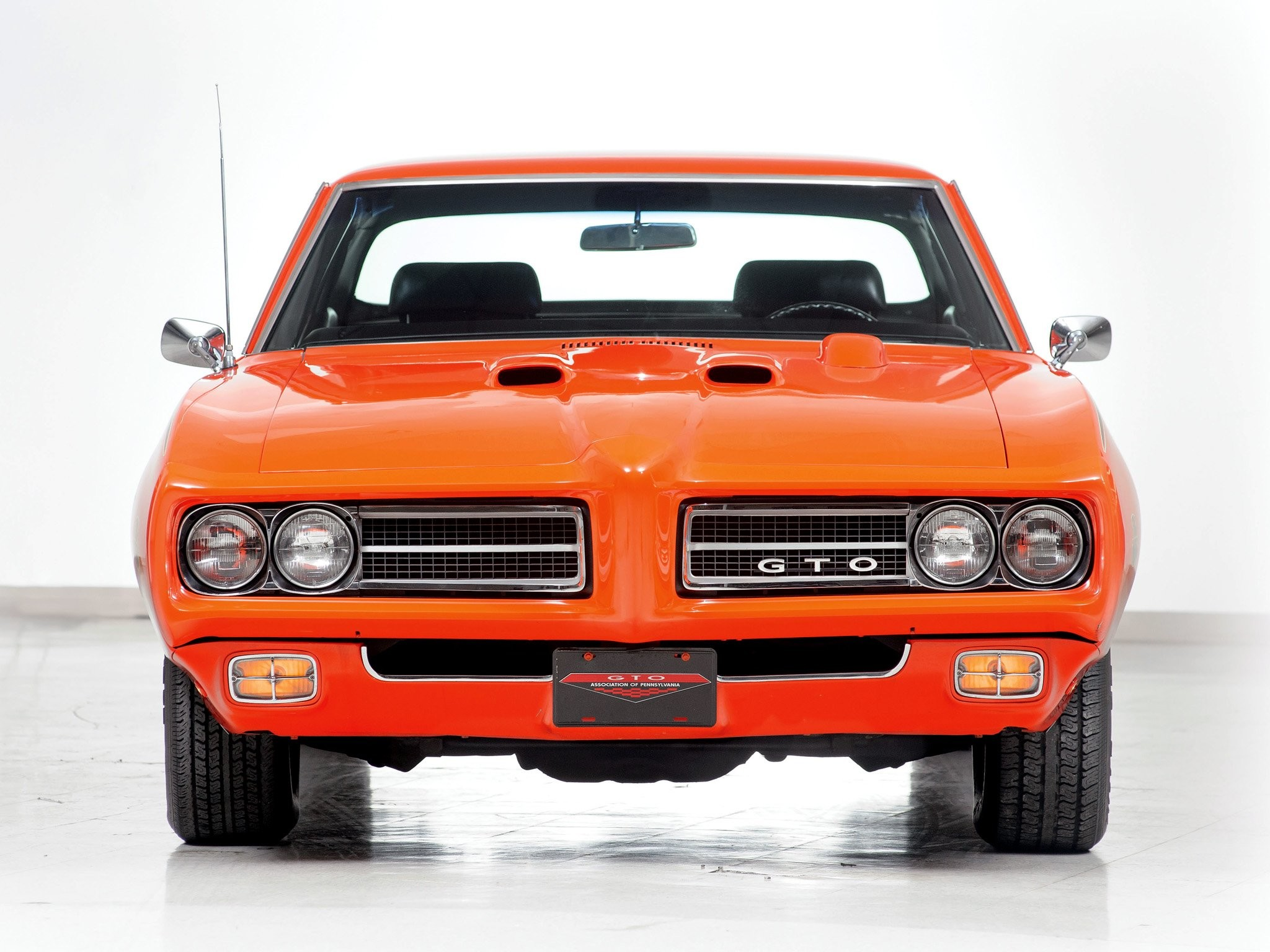 2048x1536 1969 Pontiac GTO Judge Hardtop Coupe muscle classic hd wallpaper |   | 331953 | WallpaperUP
