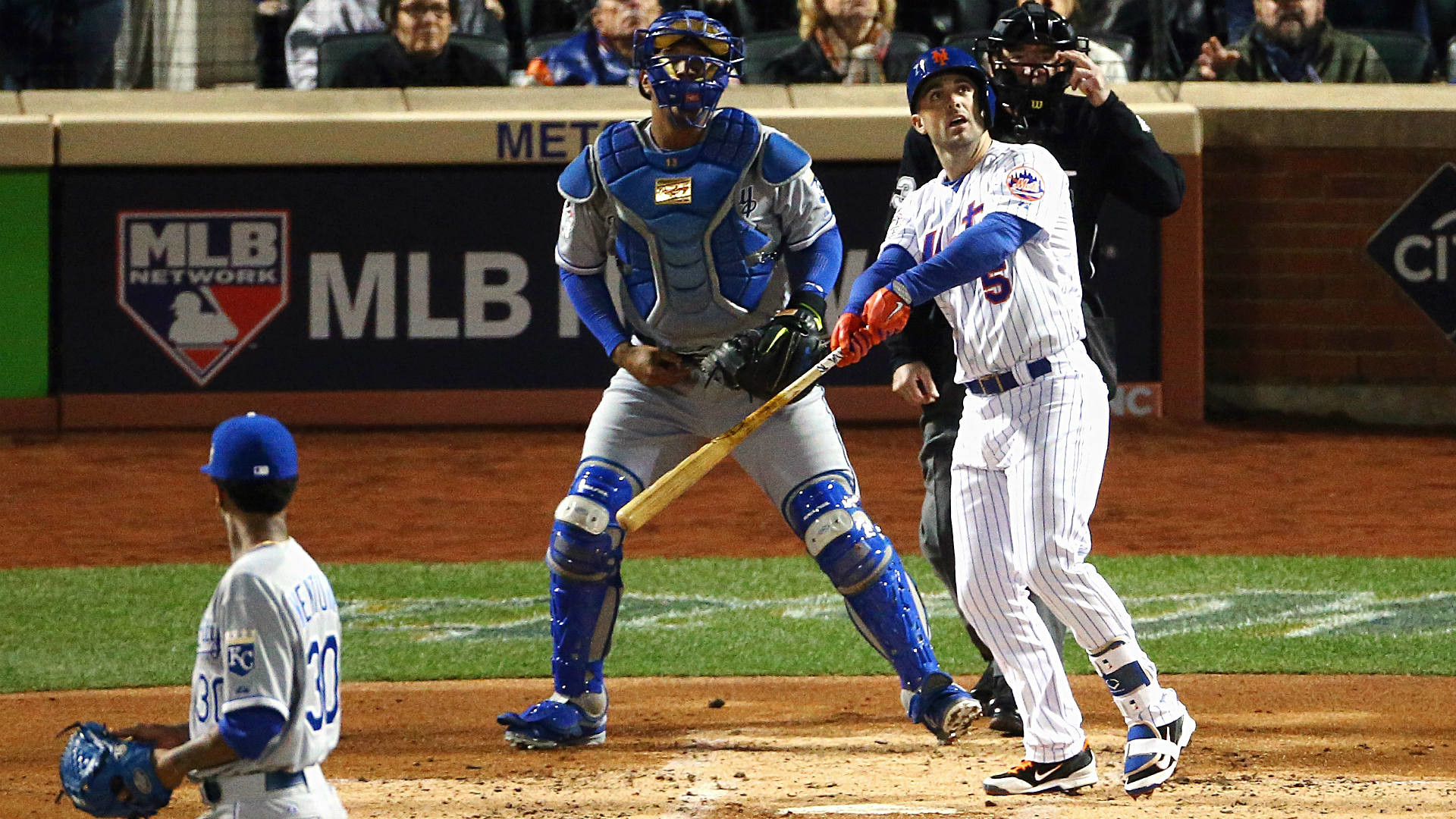1920x1080 World Series 2015: Mets are all Wright after David provides boost | MLB |  Sporting News
