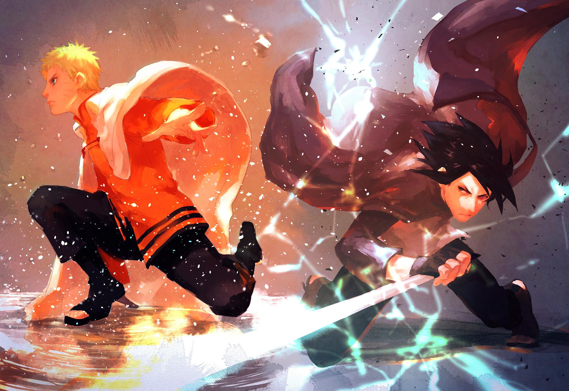 Sasuke Uchiha Wallpape...