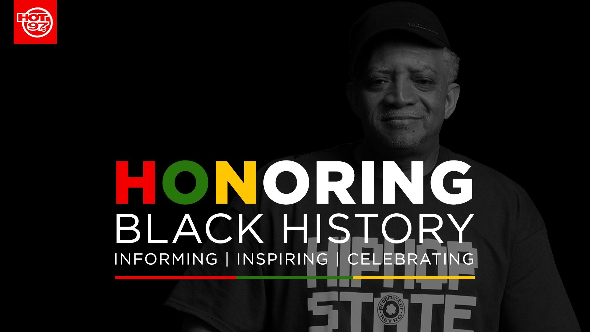1920x1080 DJ Red Alert - Honoring Black History Month