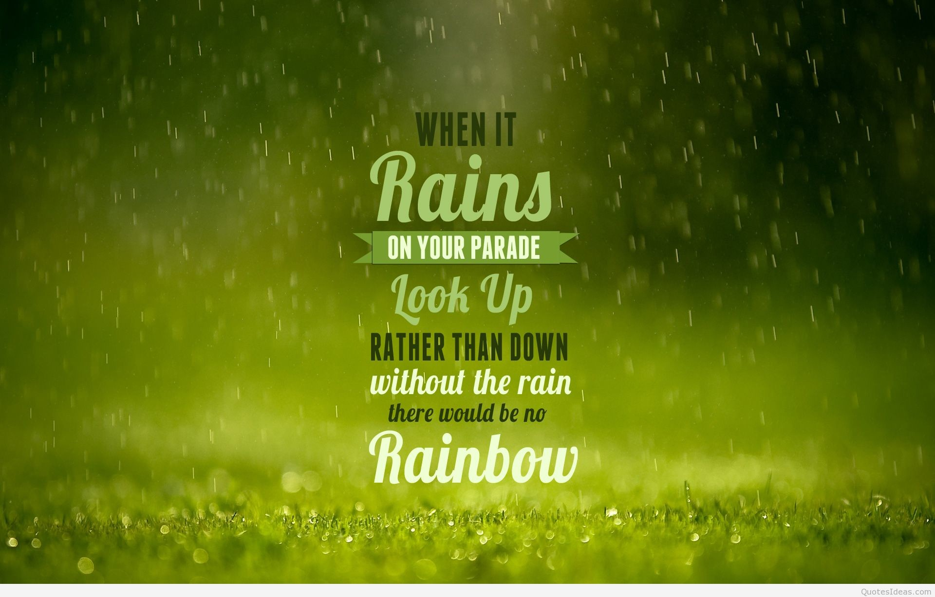 1920x1227 beautiful rain drops wallpapers with quotes