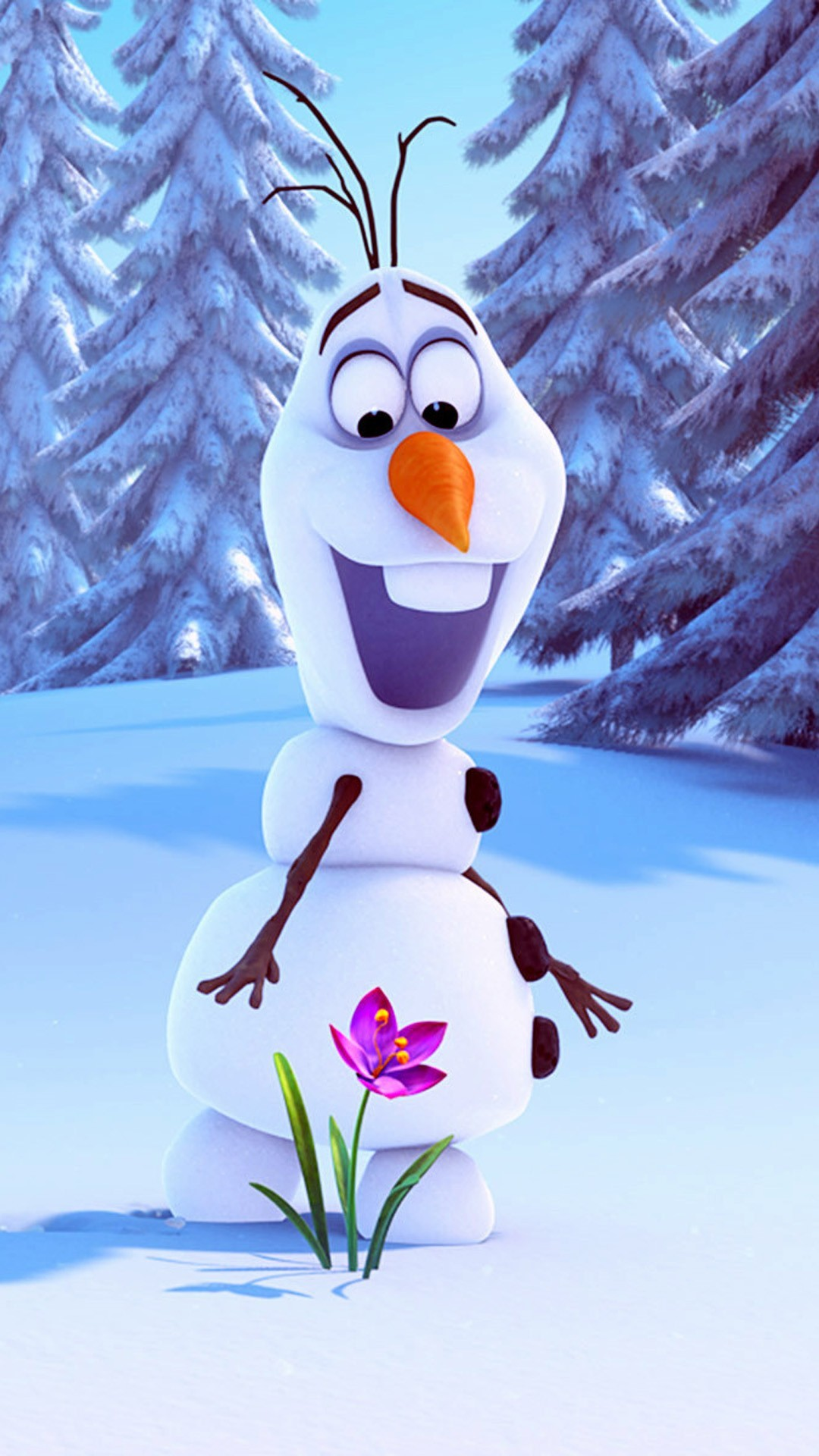 Christmas Olaf Wallpapers Backgrounds (55+ images)