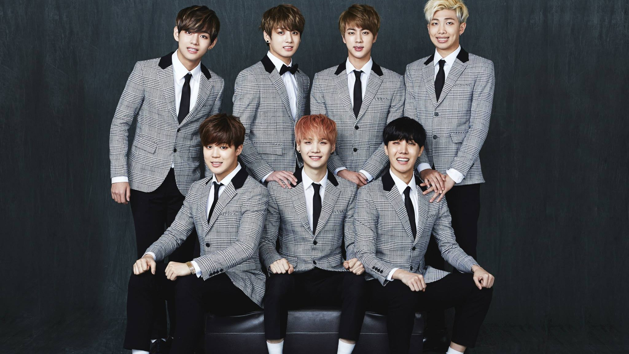 2048x1152 BTS Bangtan Boys Wallpaper Full HD Free Download