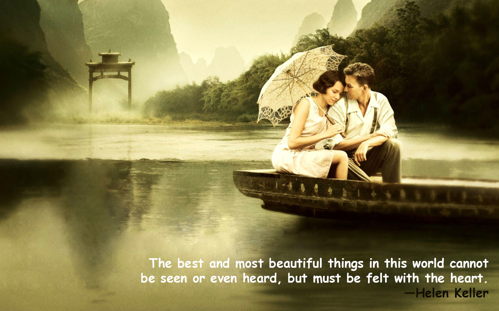 1920x1200 Love Quotes Wallpaper -Romantic Couple Images with Quotes