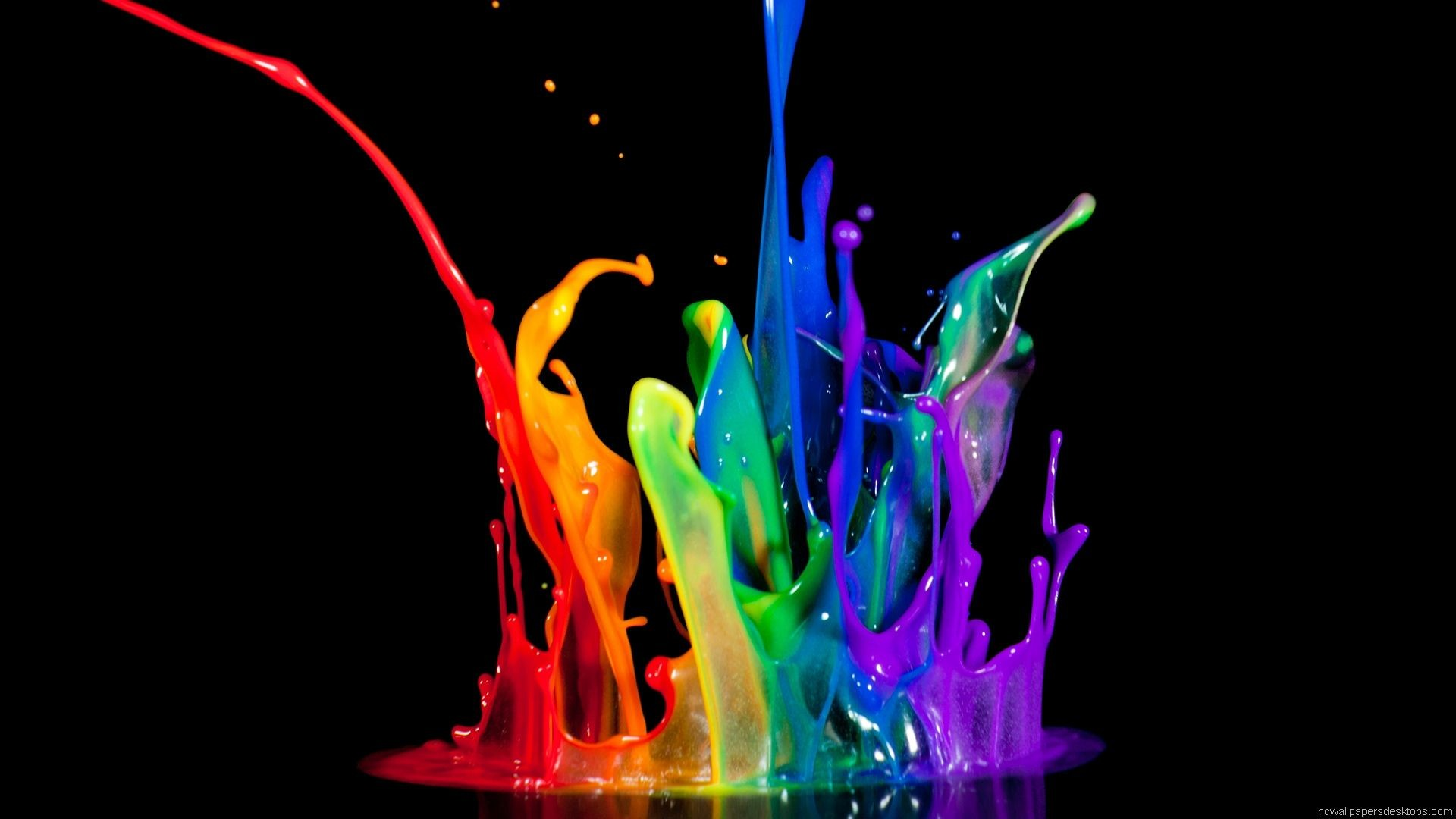1920x1080 colors of the rainbow | Color HD Wallpapers, HQ Wallpapers, Desktop  Background,