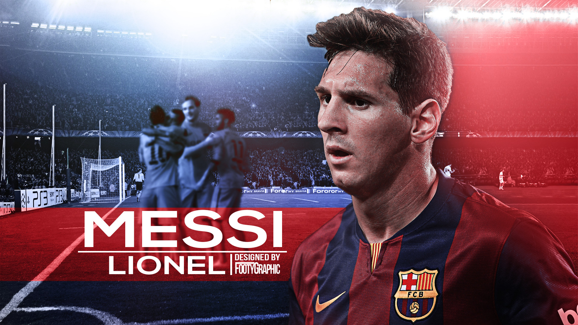 1920x1080 Lionel Messi Full HD Wallpaper