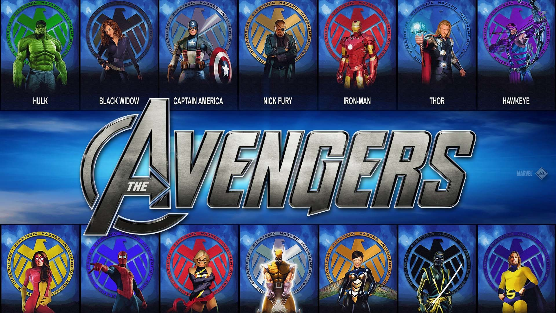 1920x1080 AvengersHD Wallpapers Free Download
