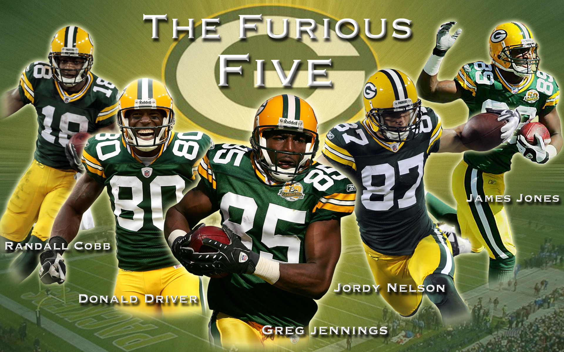 aaron rodgers jordy nelson wallpaper. 2560x1600 green bay packers wallpaper - logo pattern aaron rodgers jordy nelson a
