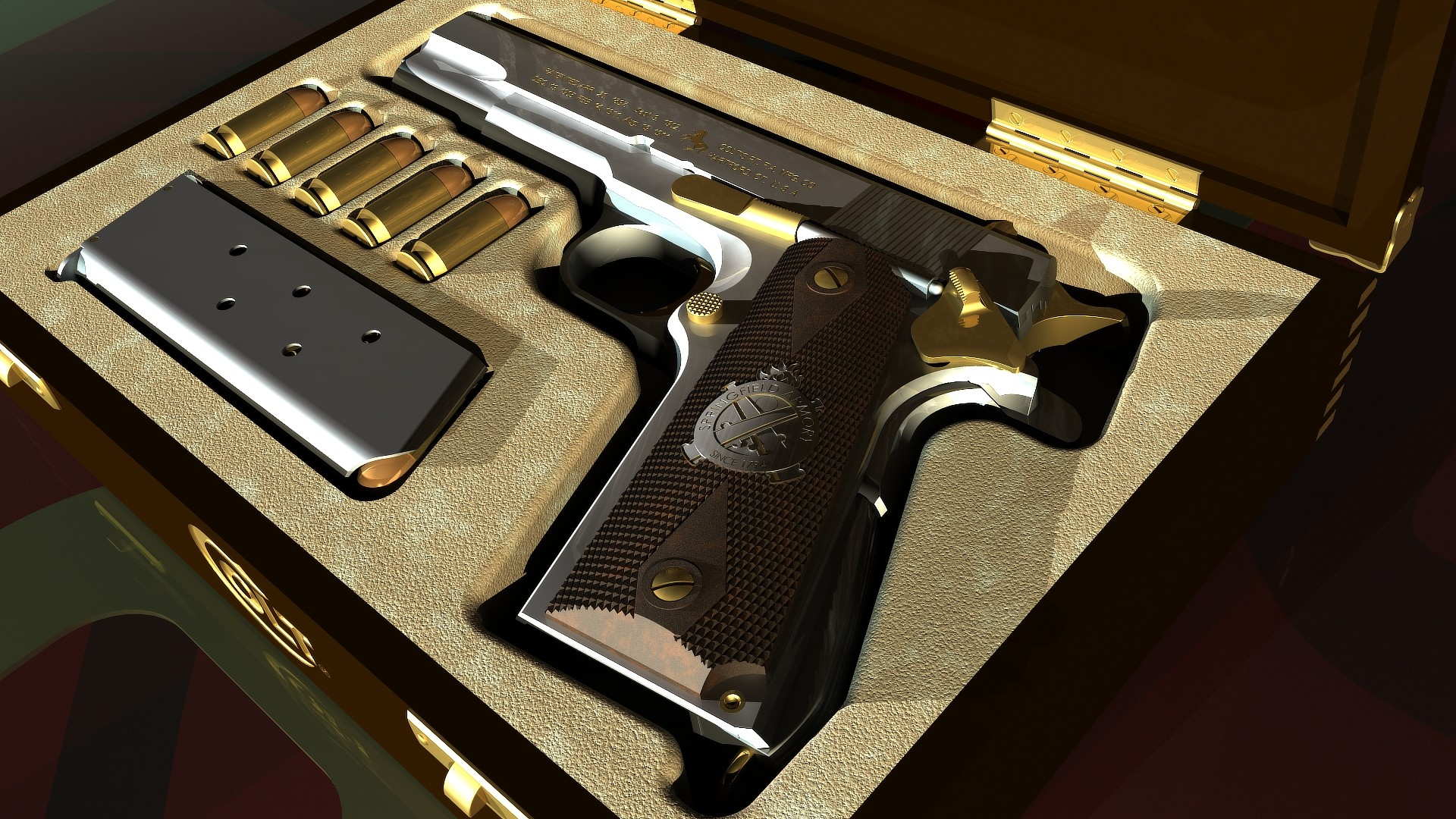 1920x1080 Click image for larger version Name: Colt 1911 Presentation 1.jpg Views:  4034